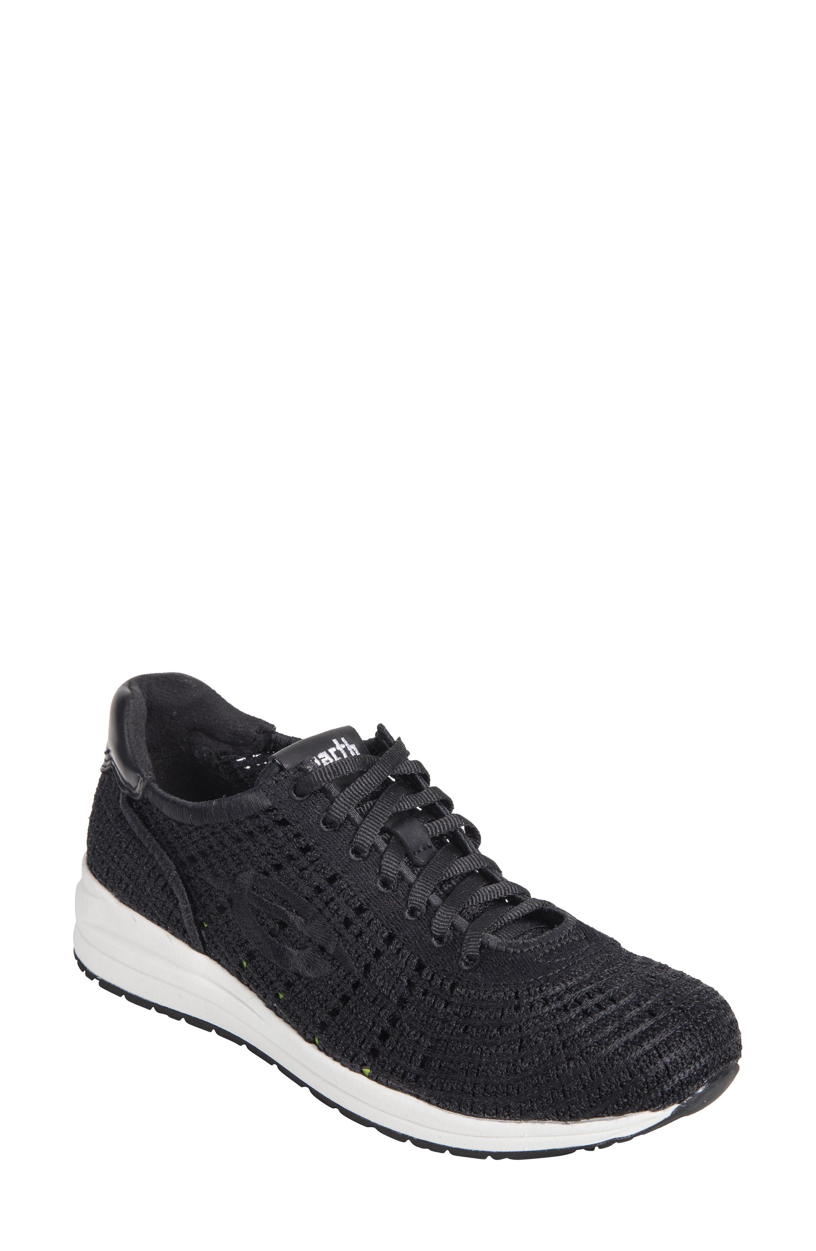 Earth Vital Sneaker,                             Main thumbnail 1, color,                             Black