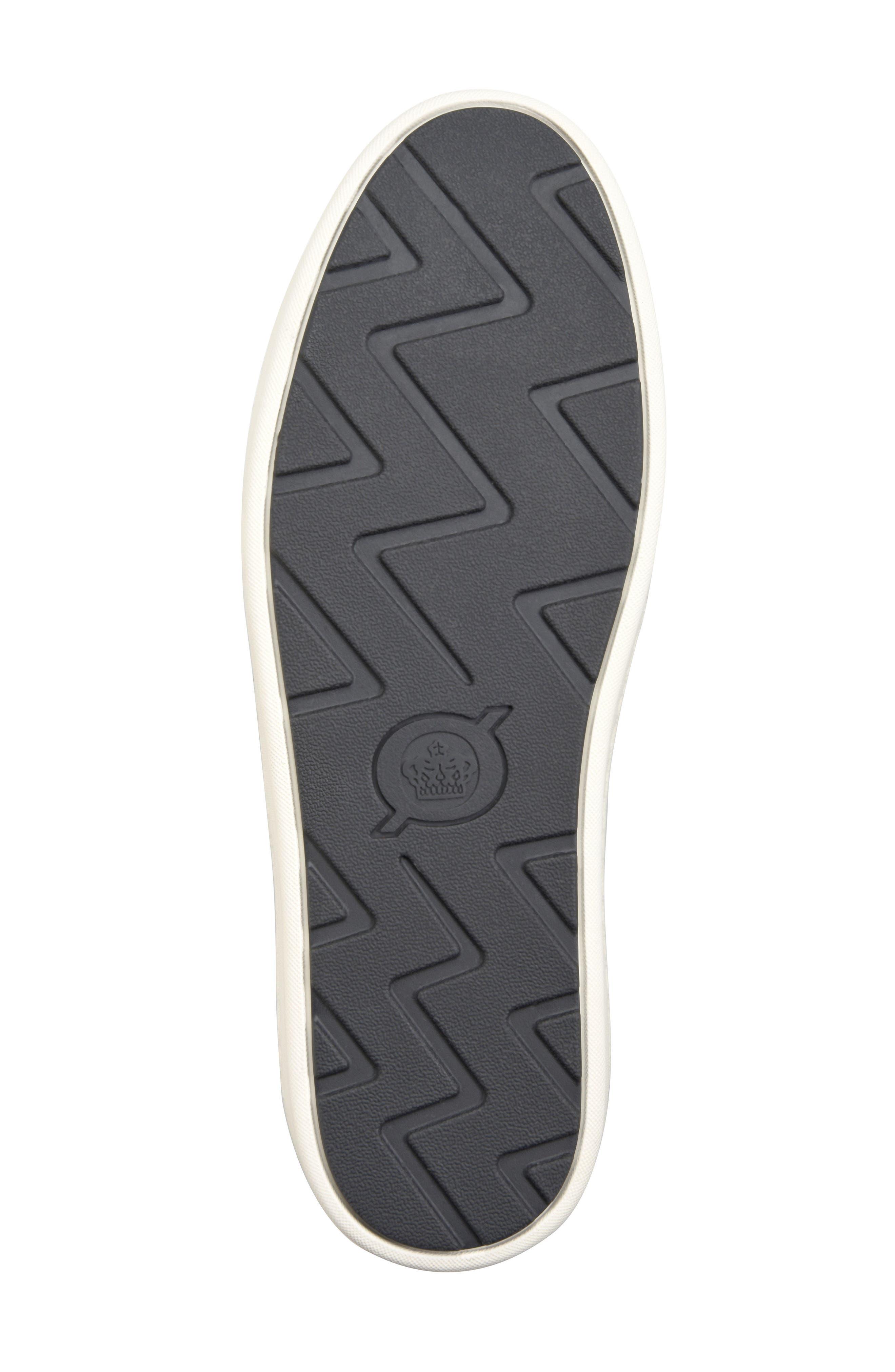 Bearse Sneaker,                             Alternate thumbnail 6, color,                             Black Knit