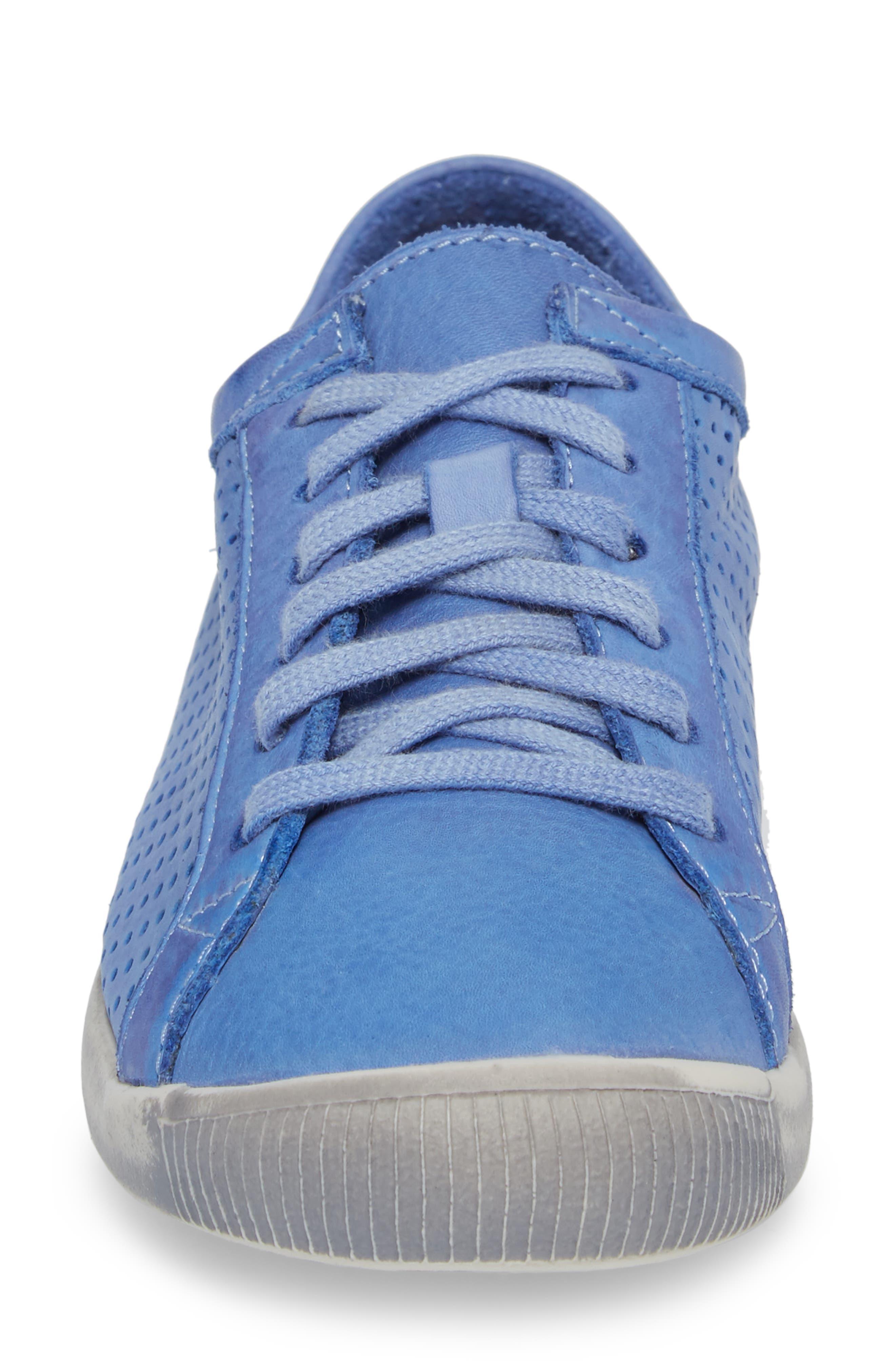 Ica Sneaker,                             Alternate thumbnail 4, color,                             Lavender Leather