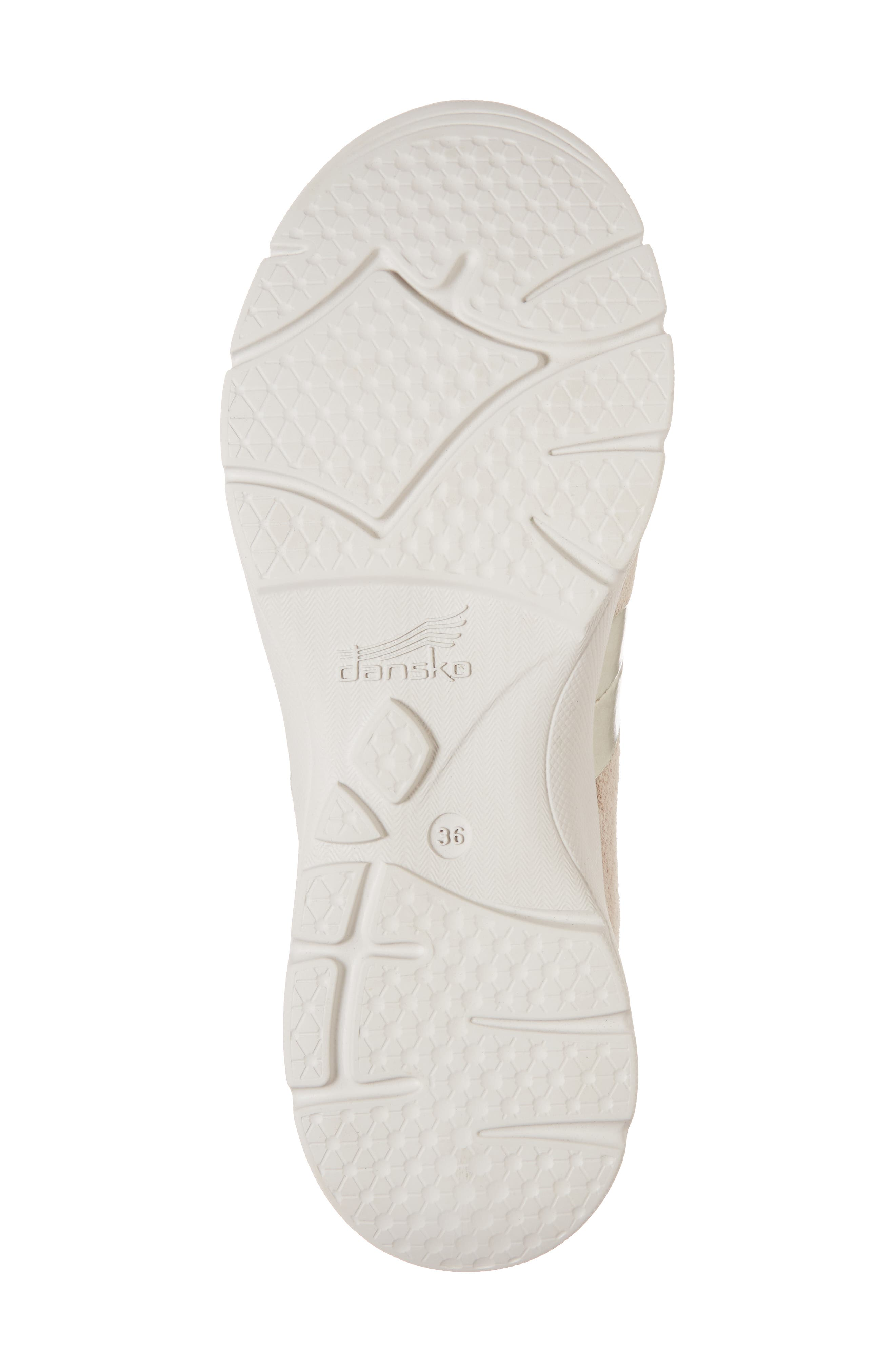 Andi Sneaker,                             Alternate thumbnail 6, color,                             Ivory Leather