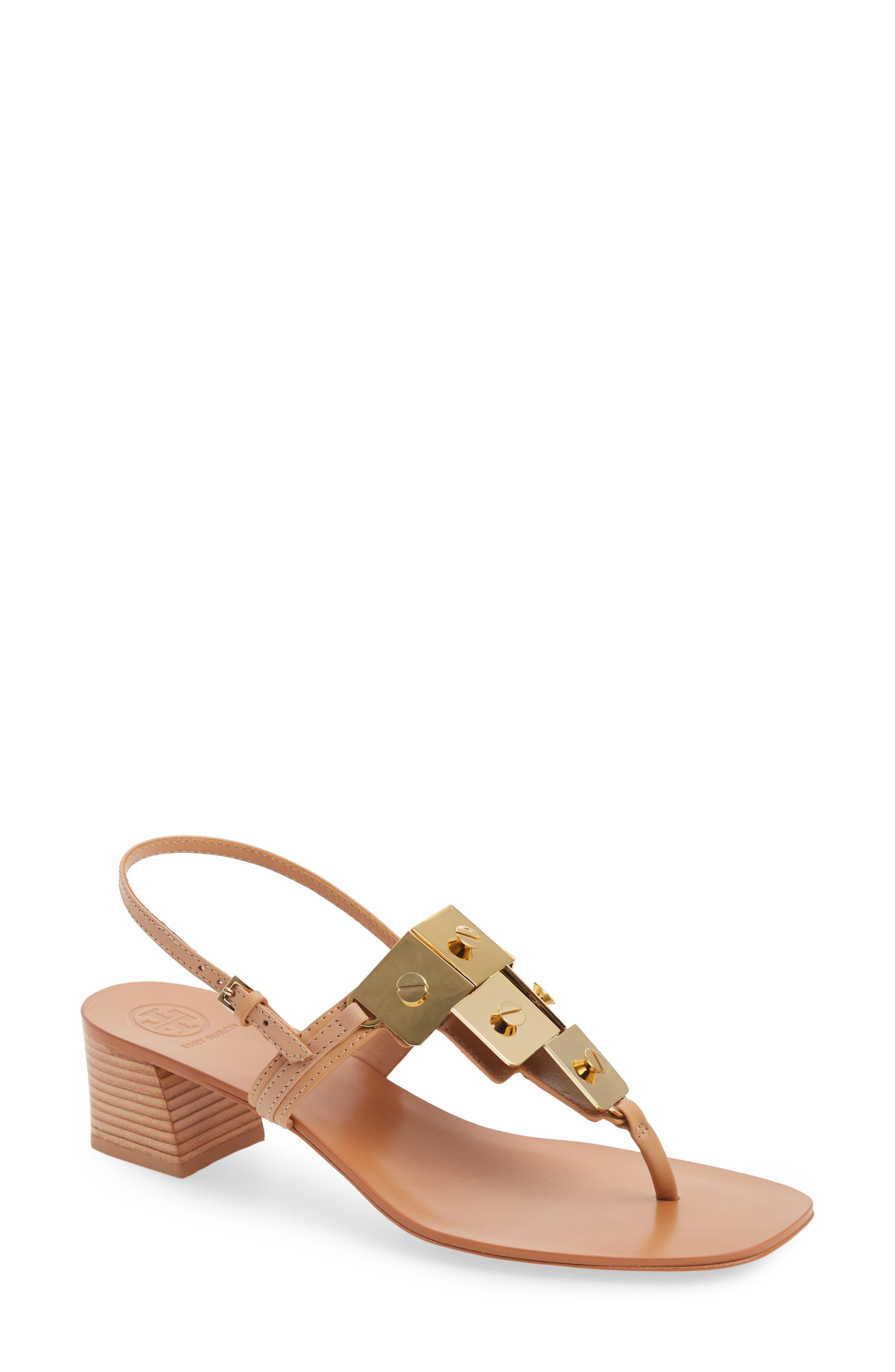 Alternate Image 1 Selected - Tory Burch Thompson Sandal (Women)