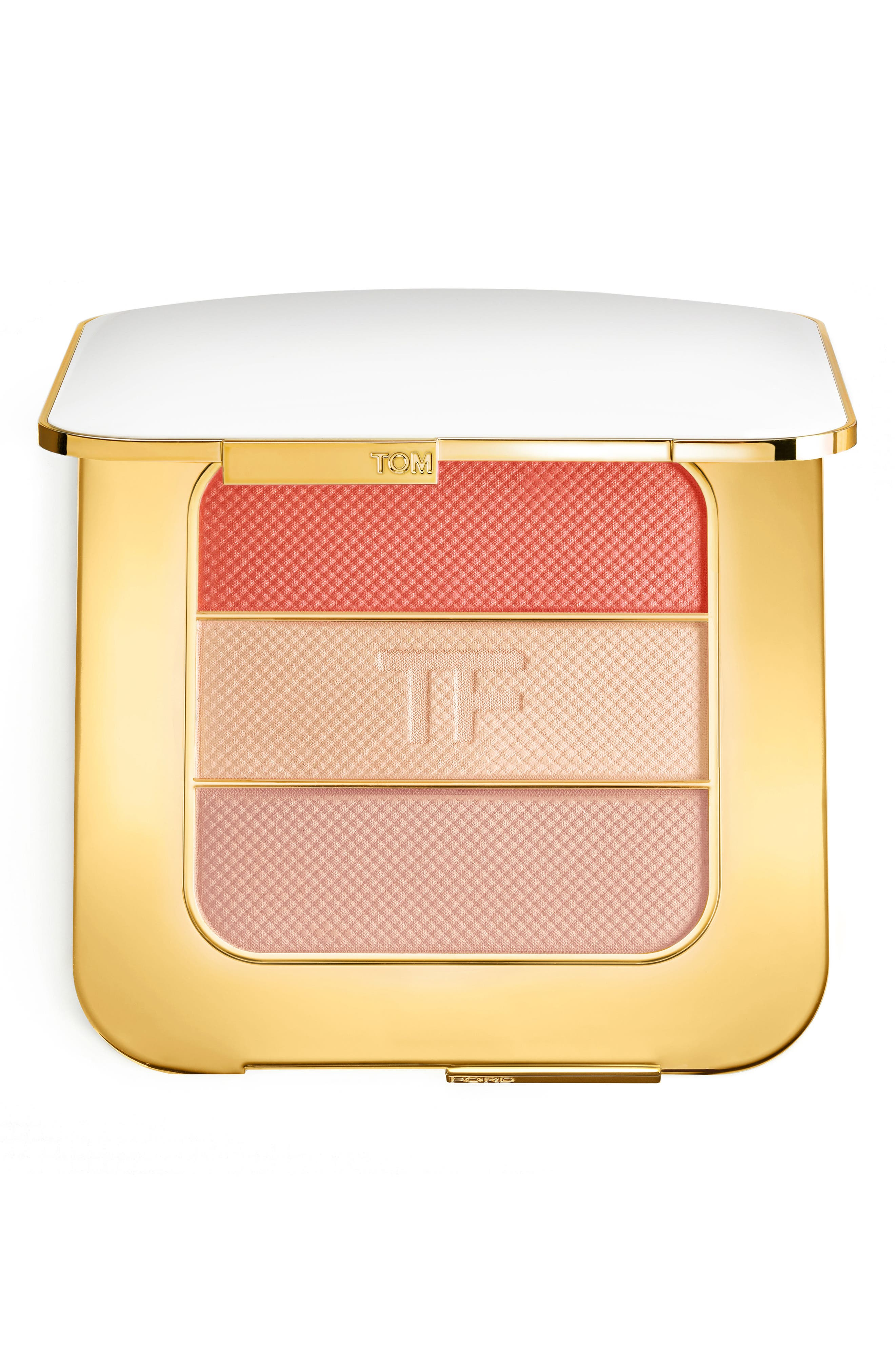 Soleil Contouring Compact,                             Main thumbnail 1, color,                             Nude Glow