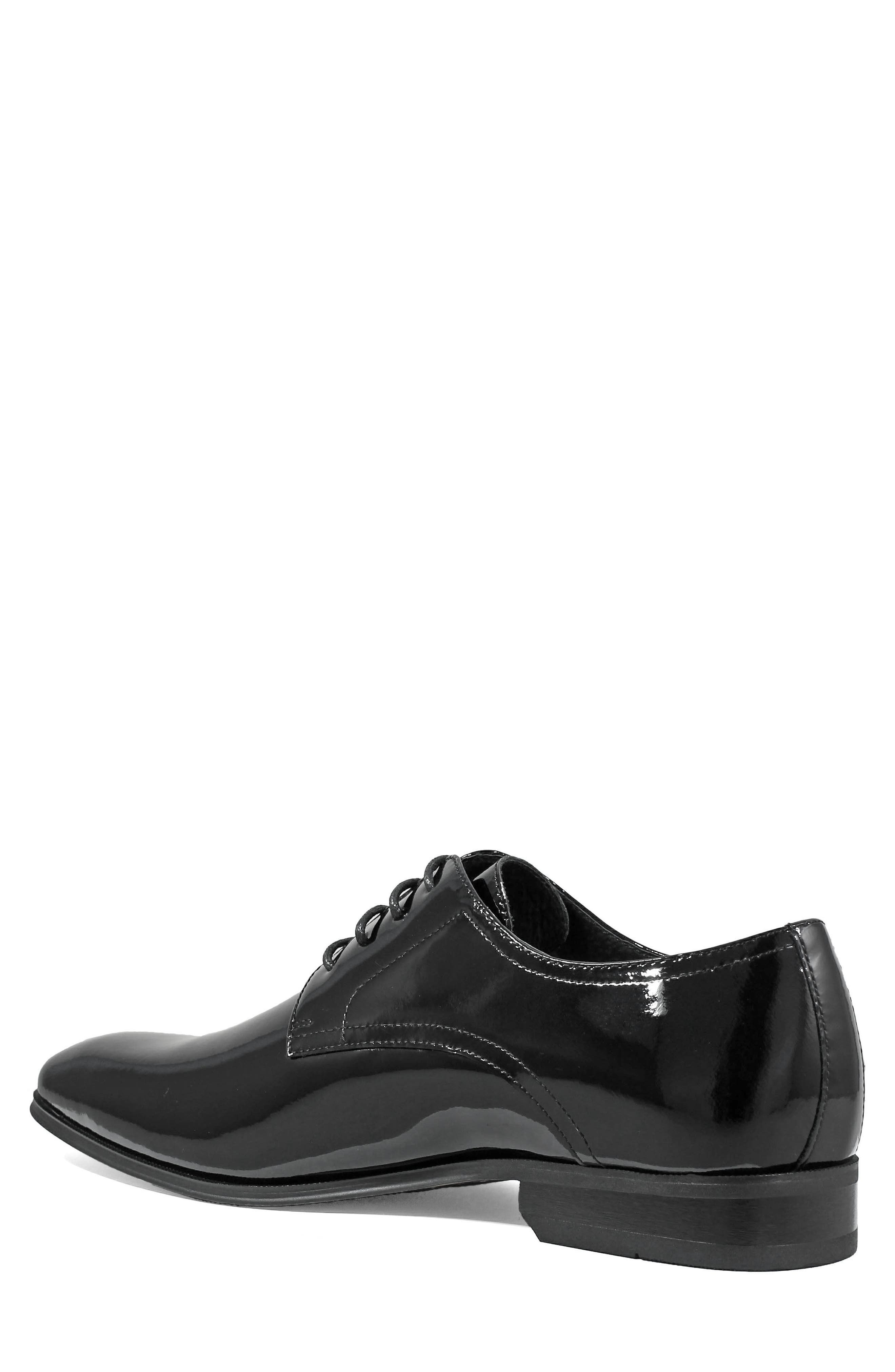 Alternate Image 2  - Florsheim Tux Plain Toe Derby (Men)