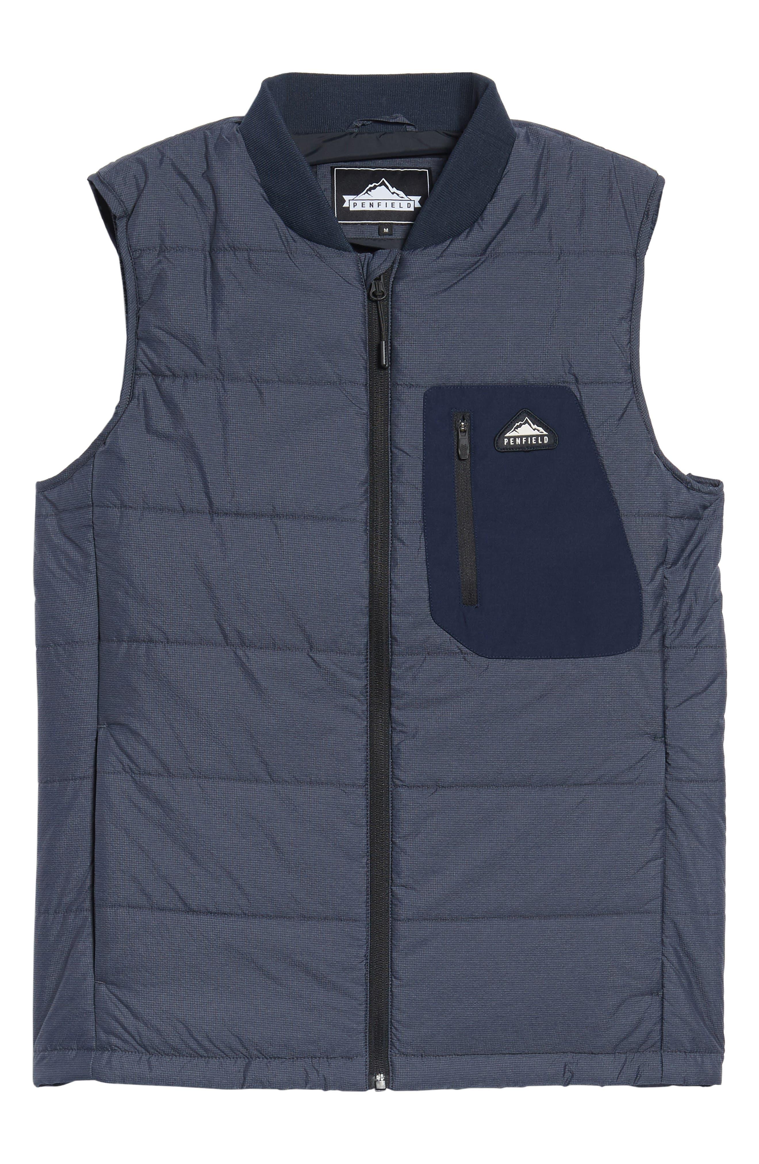 Foley Vest,                             Alternate thumbnail 6, color,                             Navy