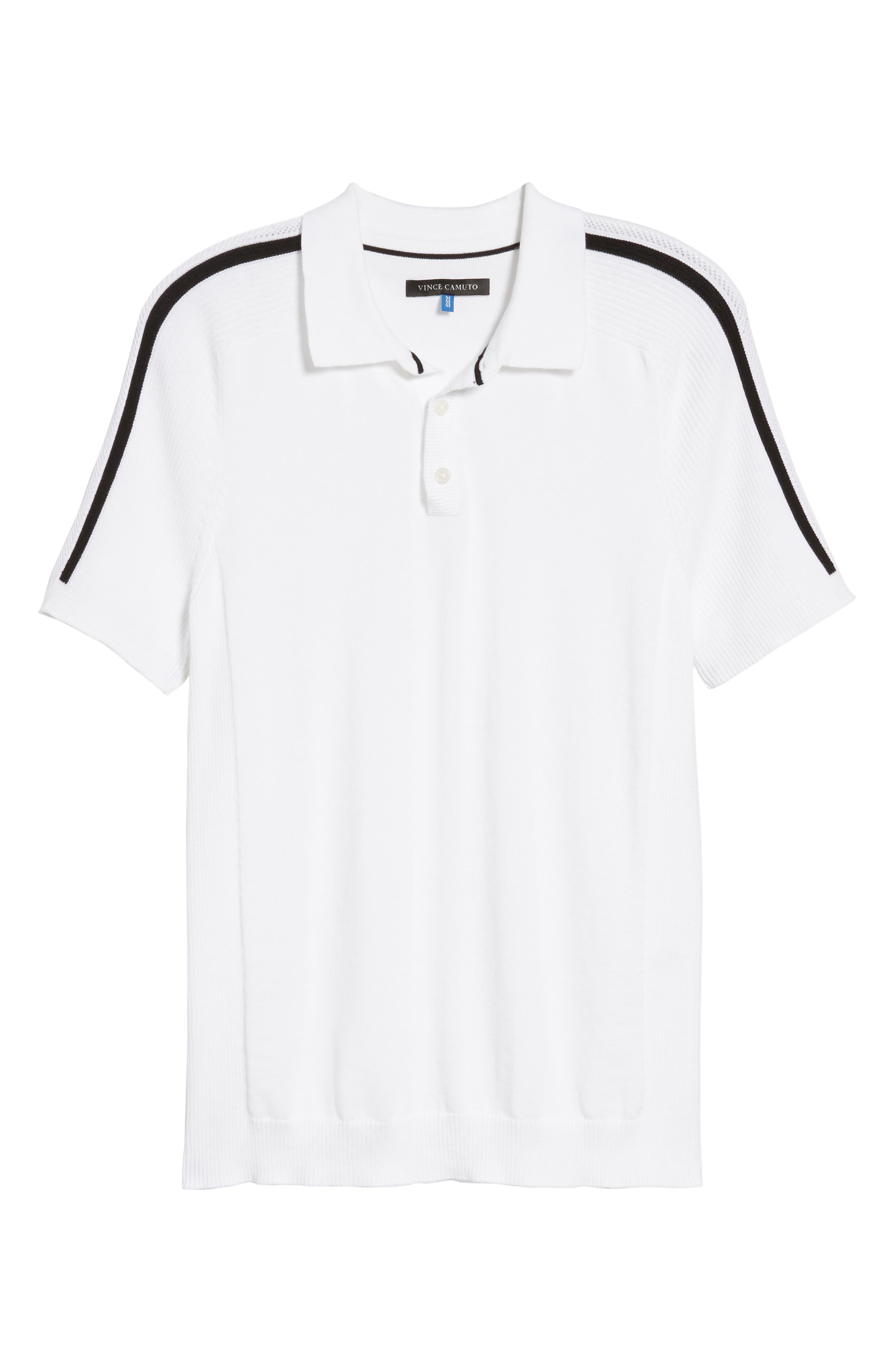 Alternate Image 6  - Vince Camuto Sweater Polo
