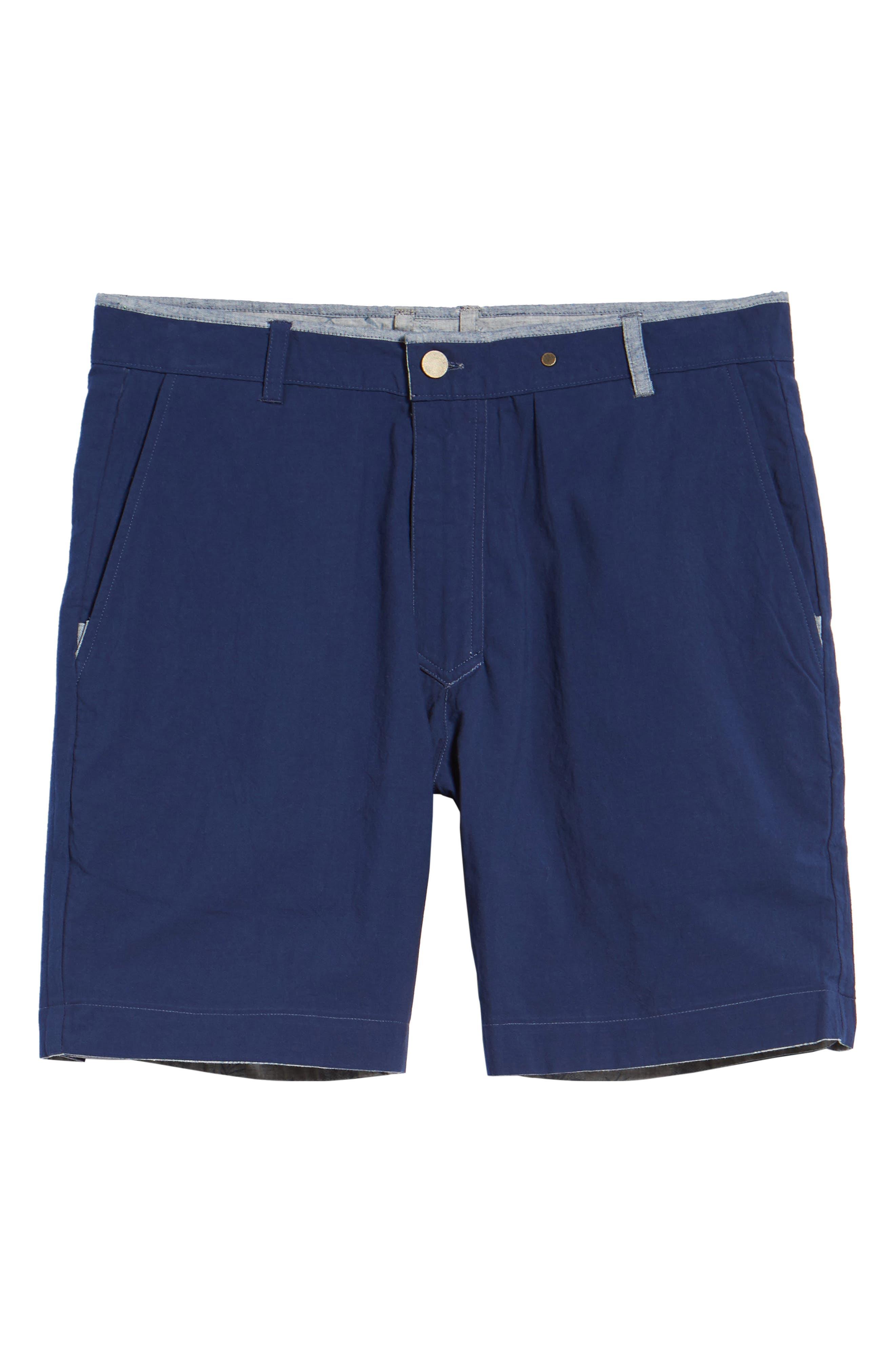Rock Steady Reversible Shorts,                             Alternate thumbnail 6, color,                             Grey