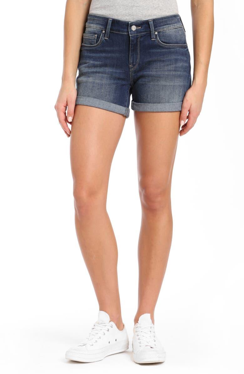 Vanna Roll Cuff Shorts