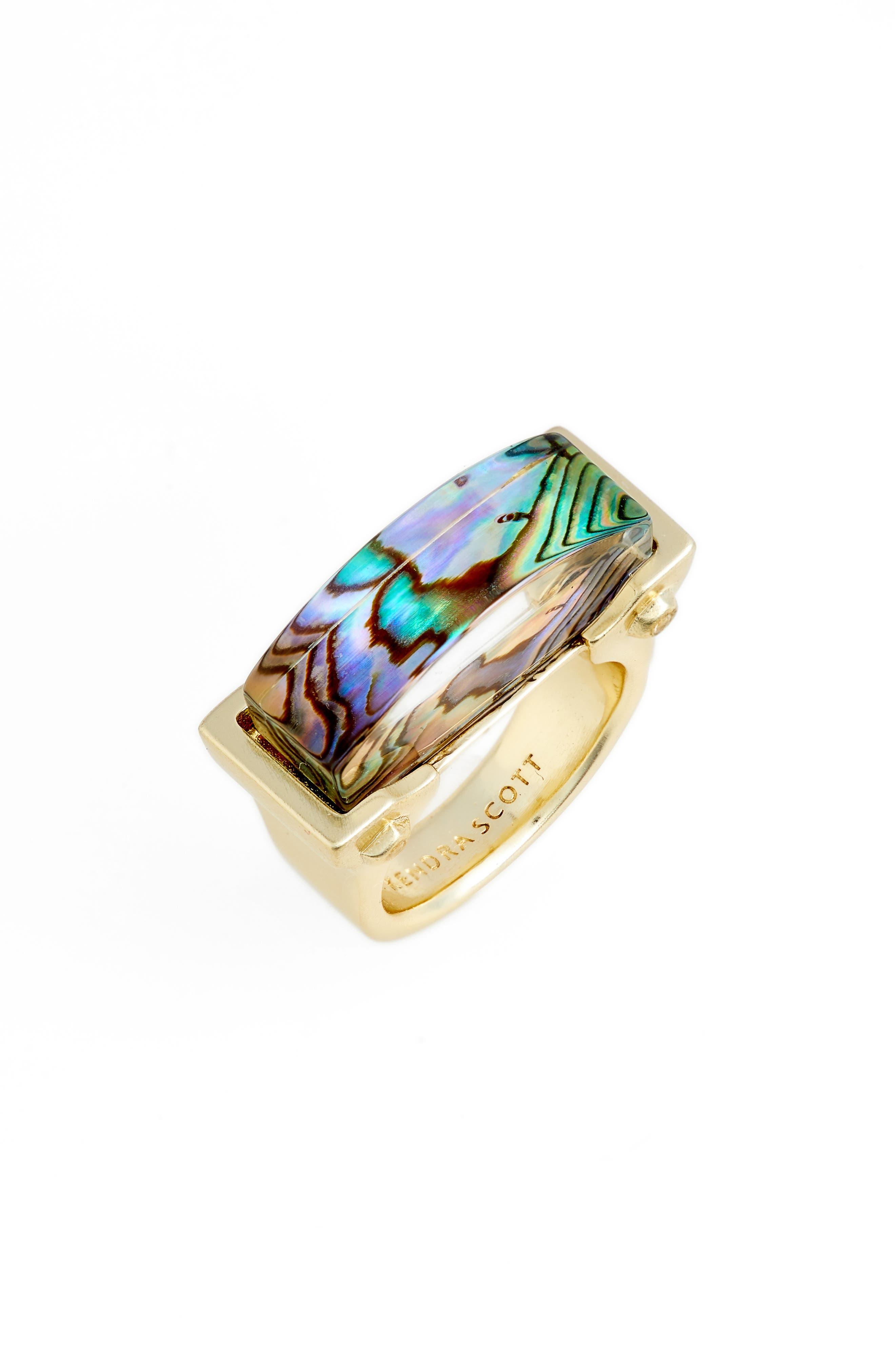 Kendra Scott Jeanne Stone Ring