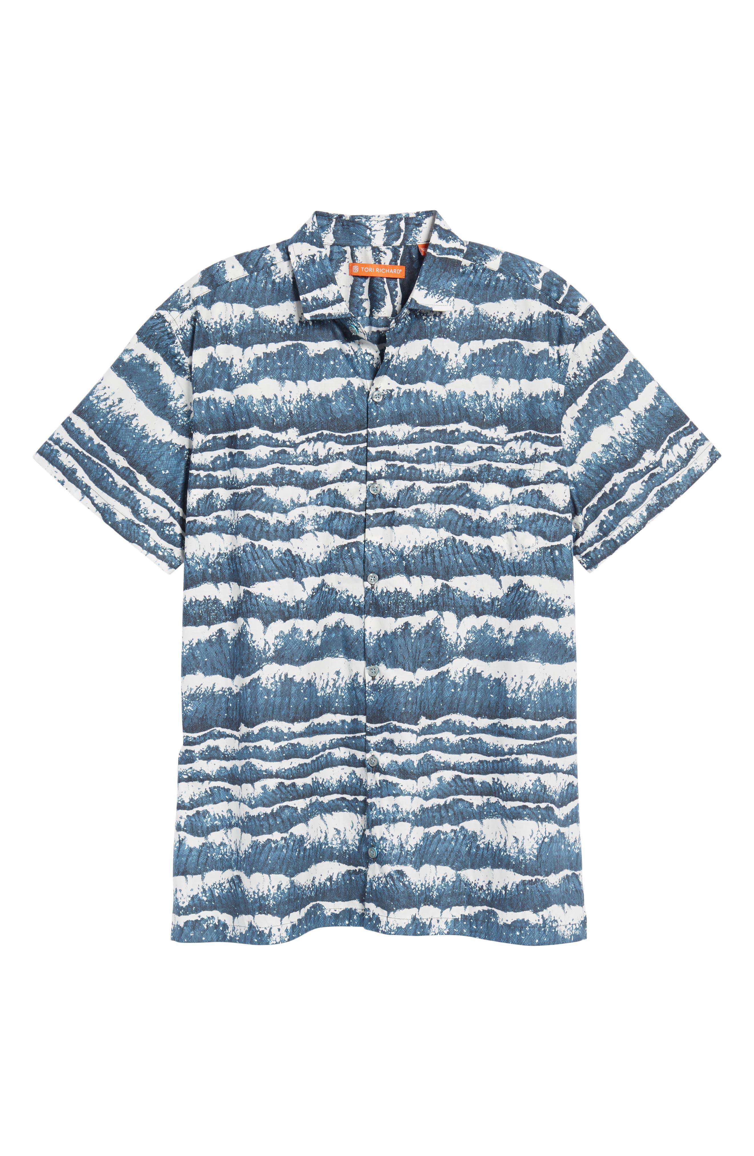 Sport Shirt,                             Alternate thumbnail 6, color,                             Charcoal