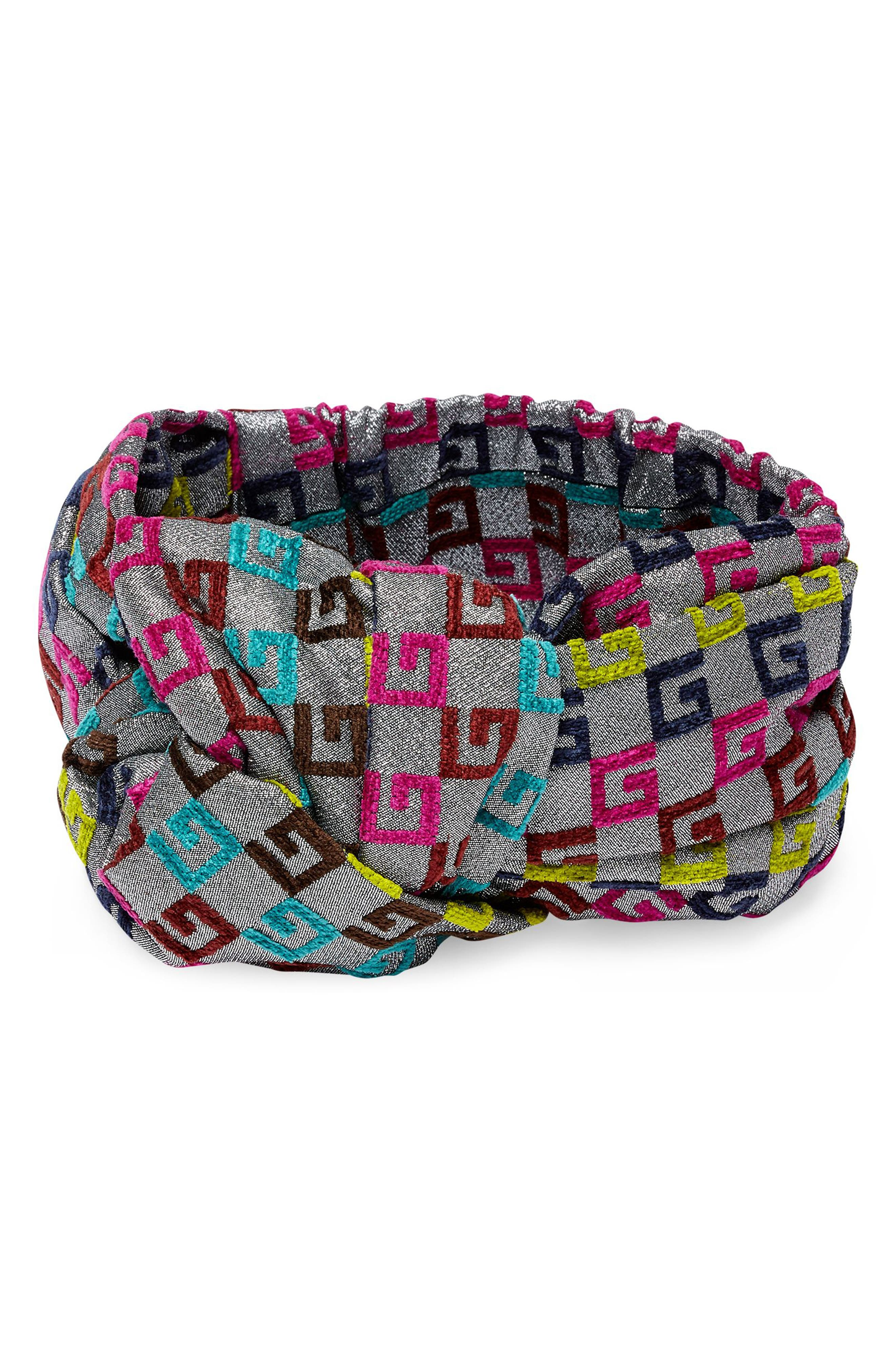 Happy Headband,                             Main thumbnail 1, color,                             Multicolor