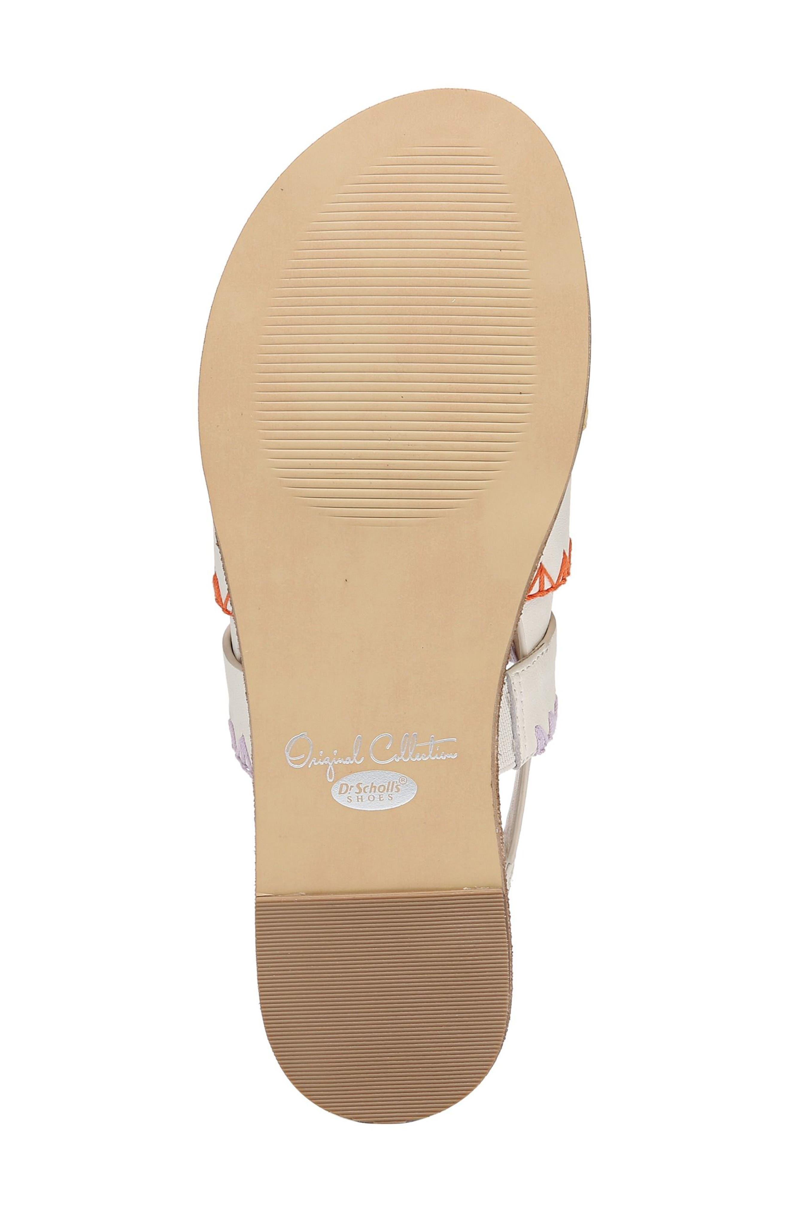 Discover Sandal,                             Alternate thumbnail 5, color,                             Marshmallow Leather