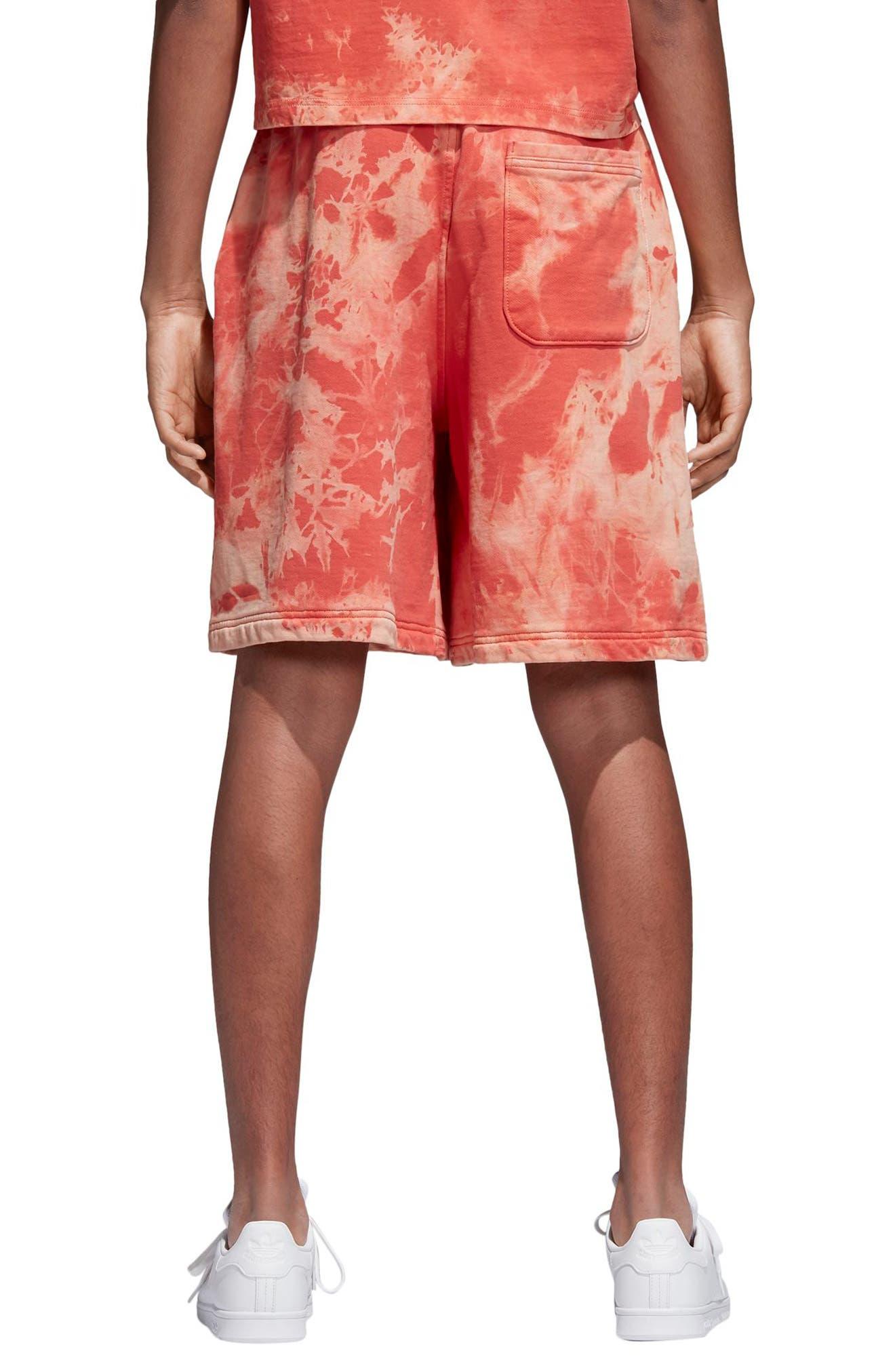 Tie Dye Shorts,                             Alternate thumbnail 2, color,                             Trasca