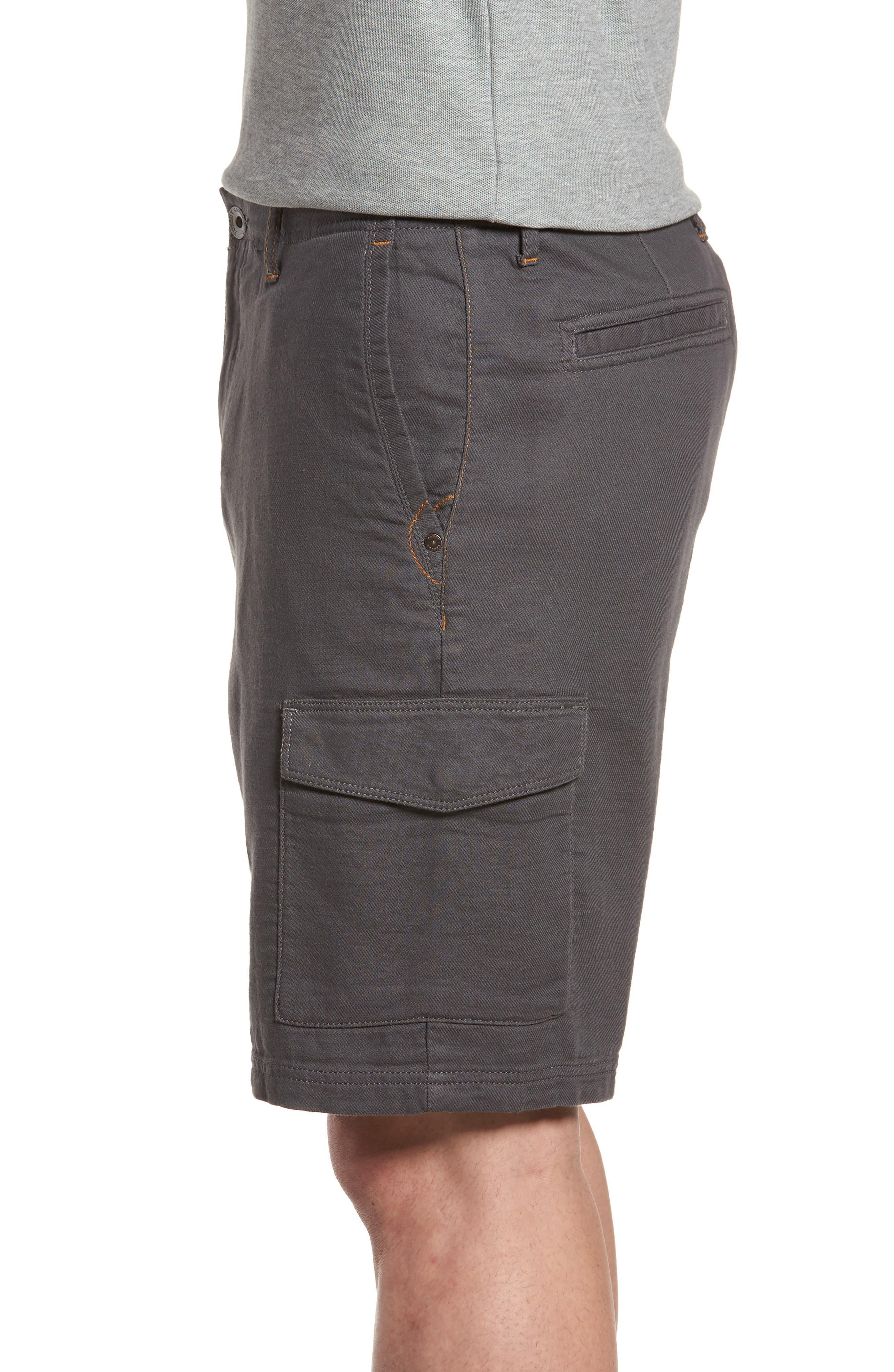 Alternate Image 3  - Tommy Bahama Edgewood Cargo Shorts