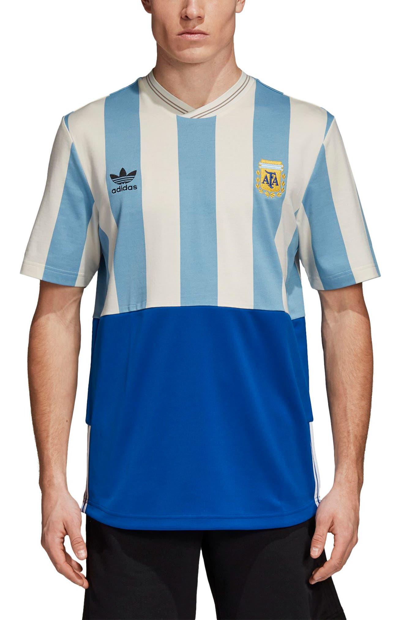 ca3797dd0c9 Adidas Originals Argentina Retro T Shirt - BCD Tofu House
