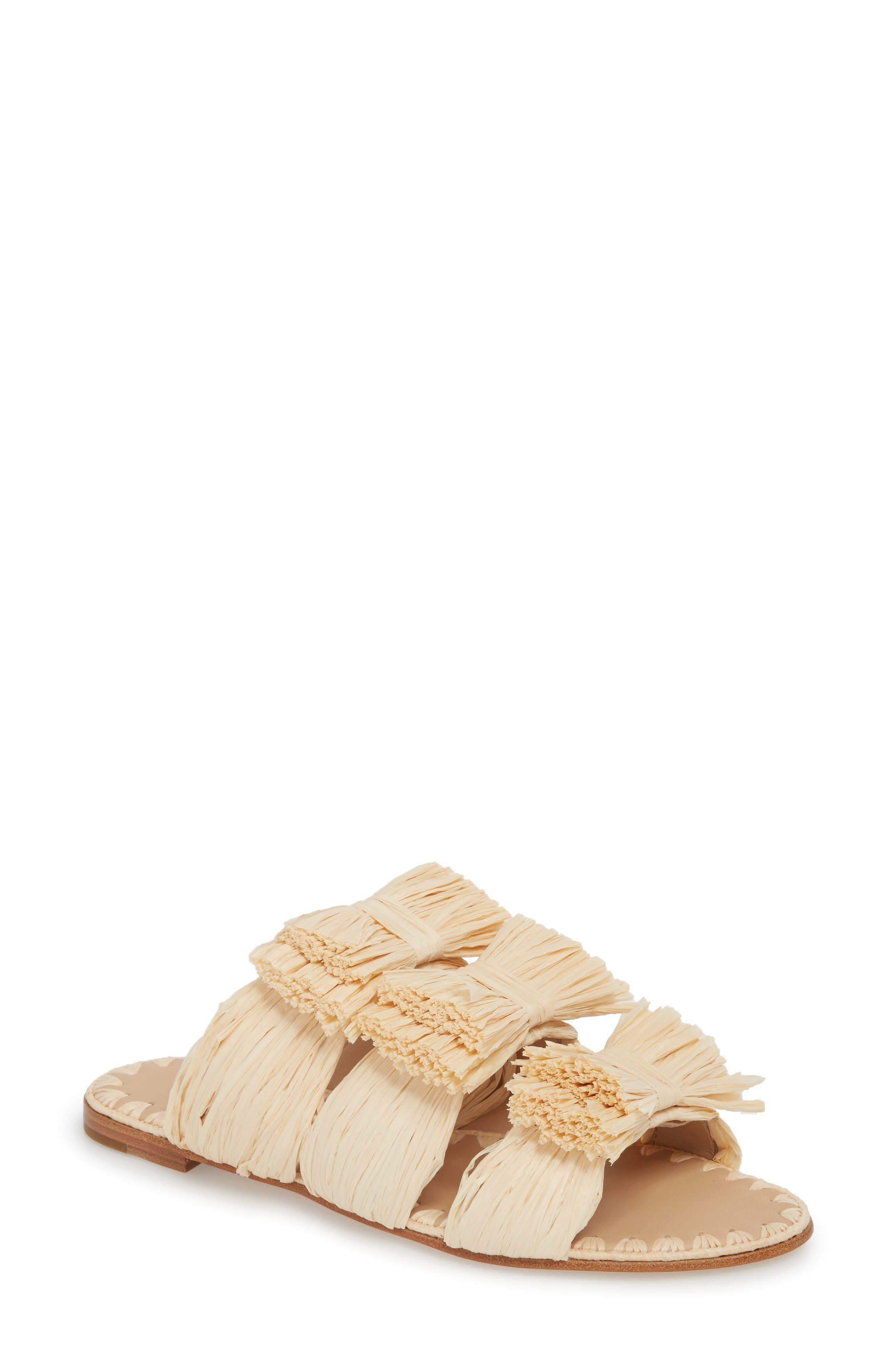 Layne Sandal,                         Main,                         color, Natural