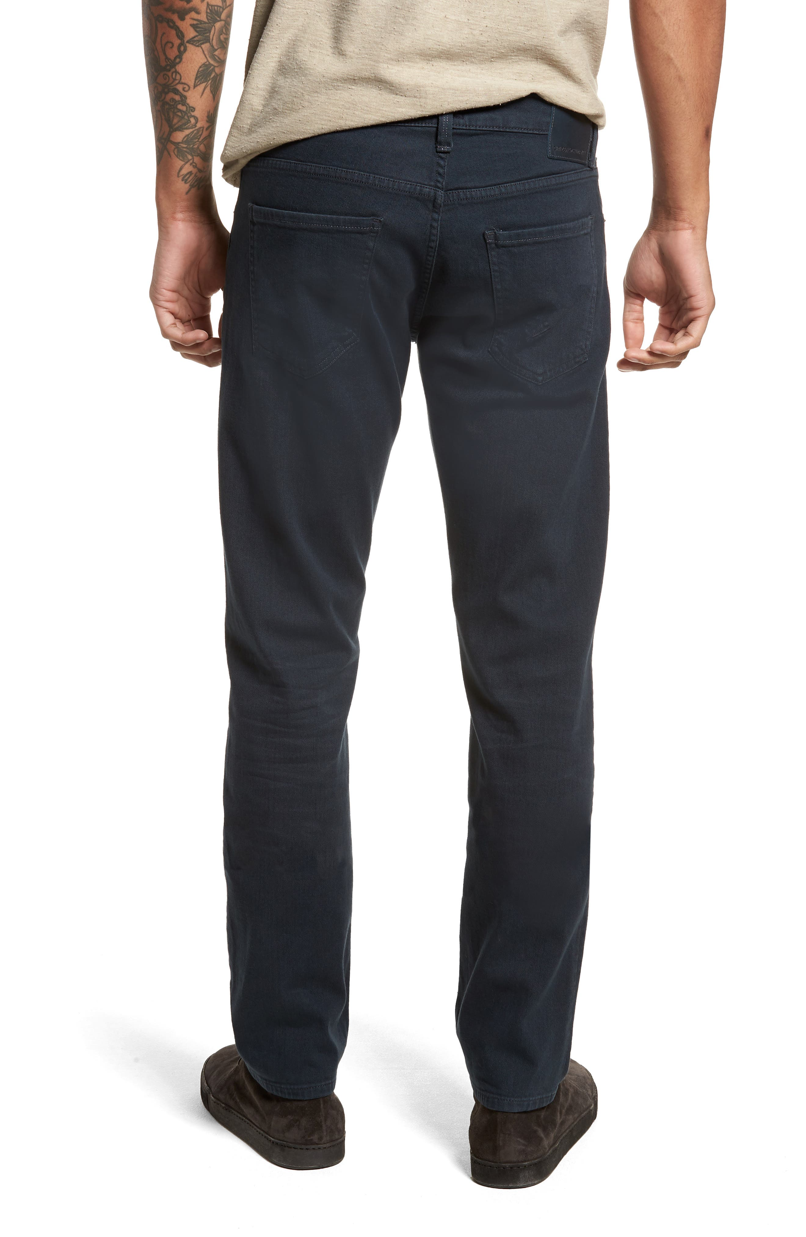 Core Slim Fit Jeans,                             Alternate thumbnail 2, color,                             Mecca