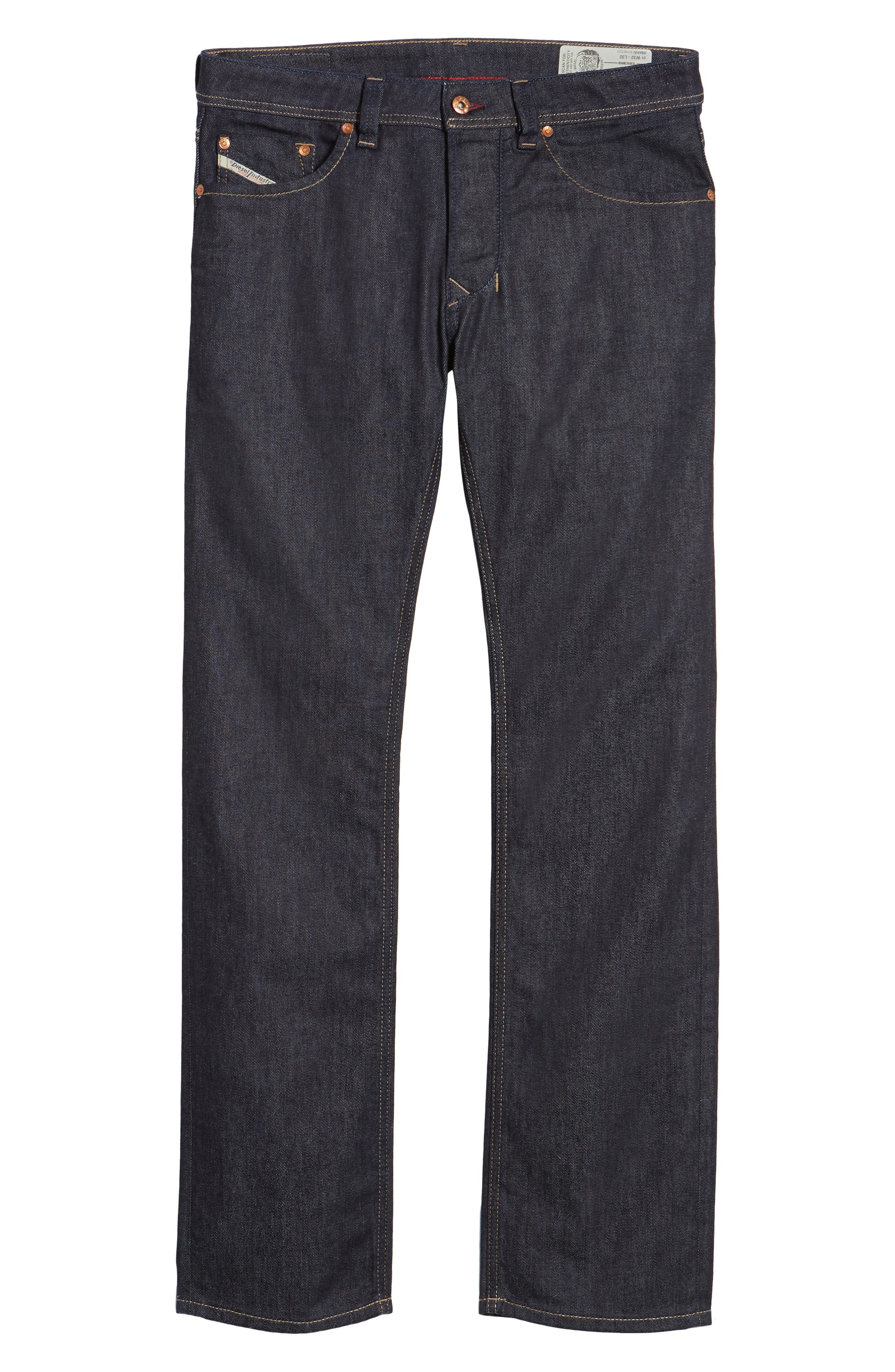Larkee Relaxed Fit Jeans,                             Alternate thumbnail 6, color,                             Blue