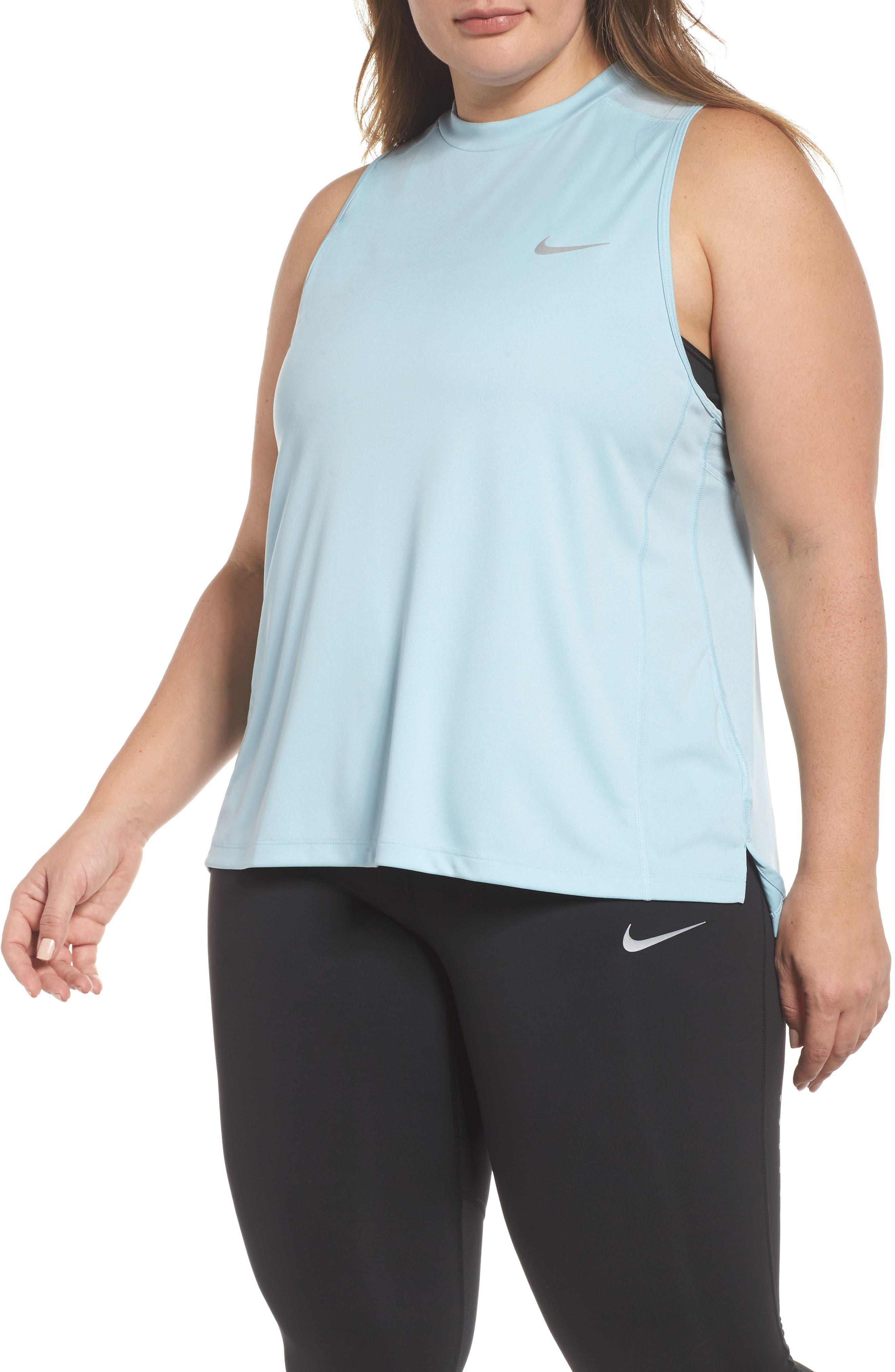 Nike Dry Miler Tank (Plus Size)
