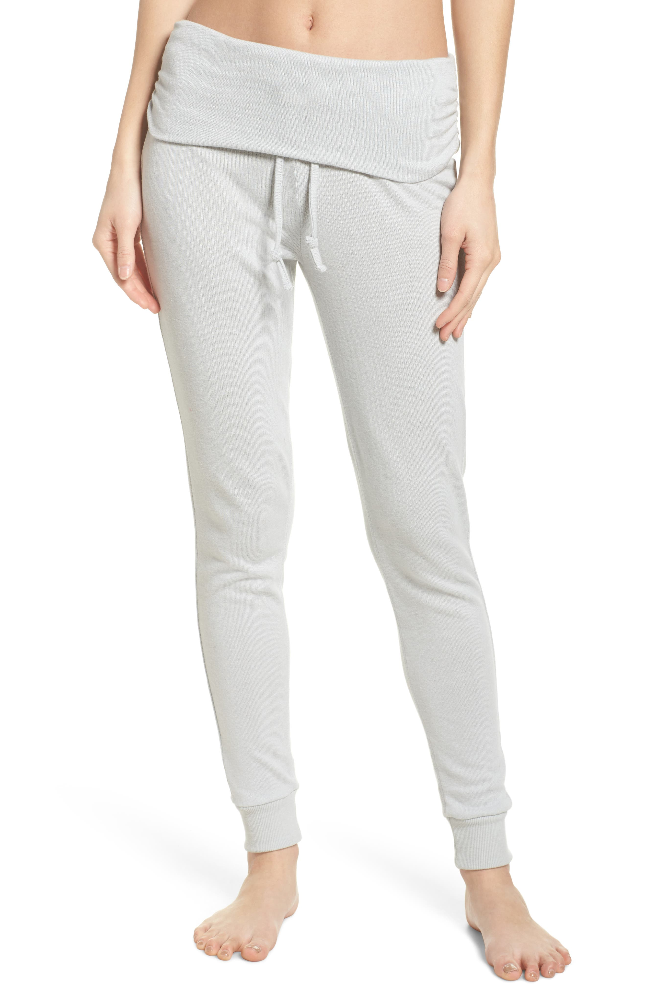 Slow Jogger Pants,                         Main,                         color, Light Grey