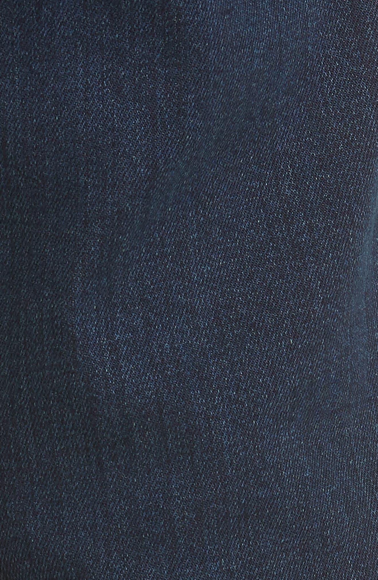 Thommer Skinny Fit Jeans,                             Alternate thumbnail 5, color,                             Blue