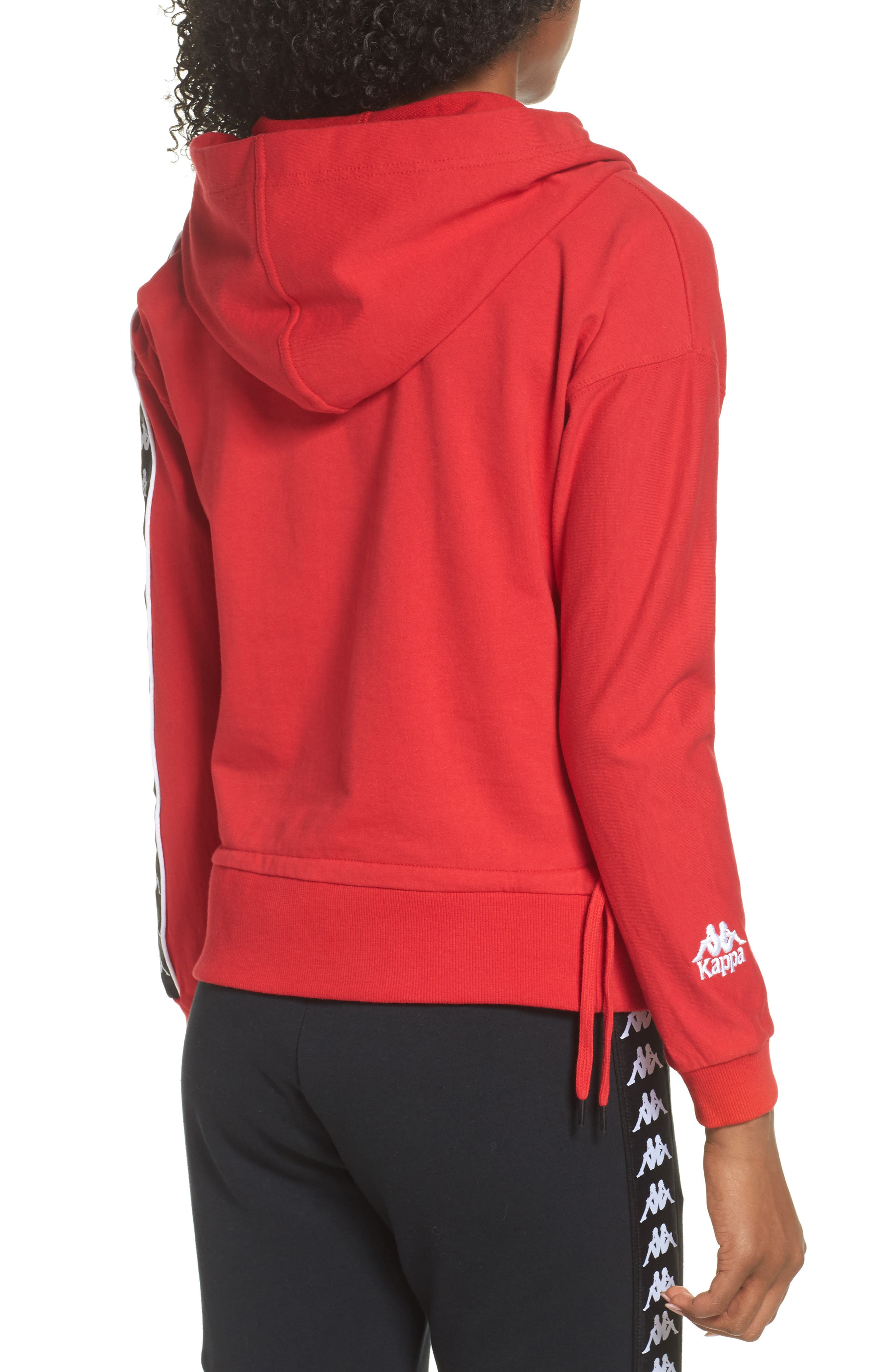 Authentic Frostie Hoodie,                             Alternate thumbnail 2, color,                             Red