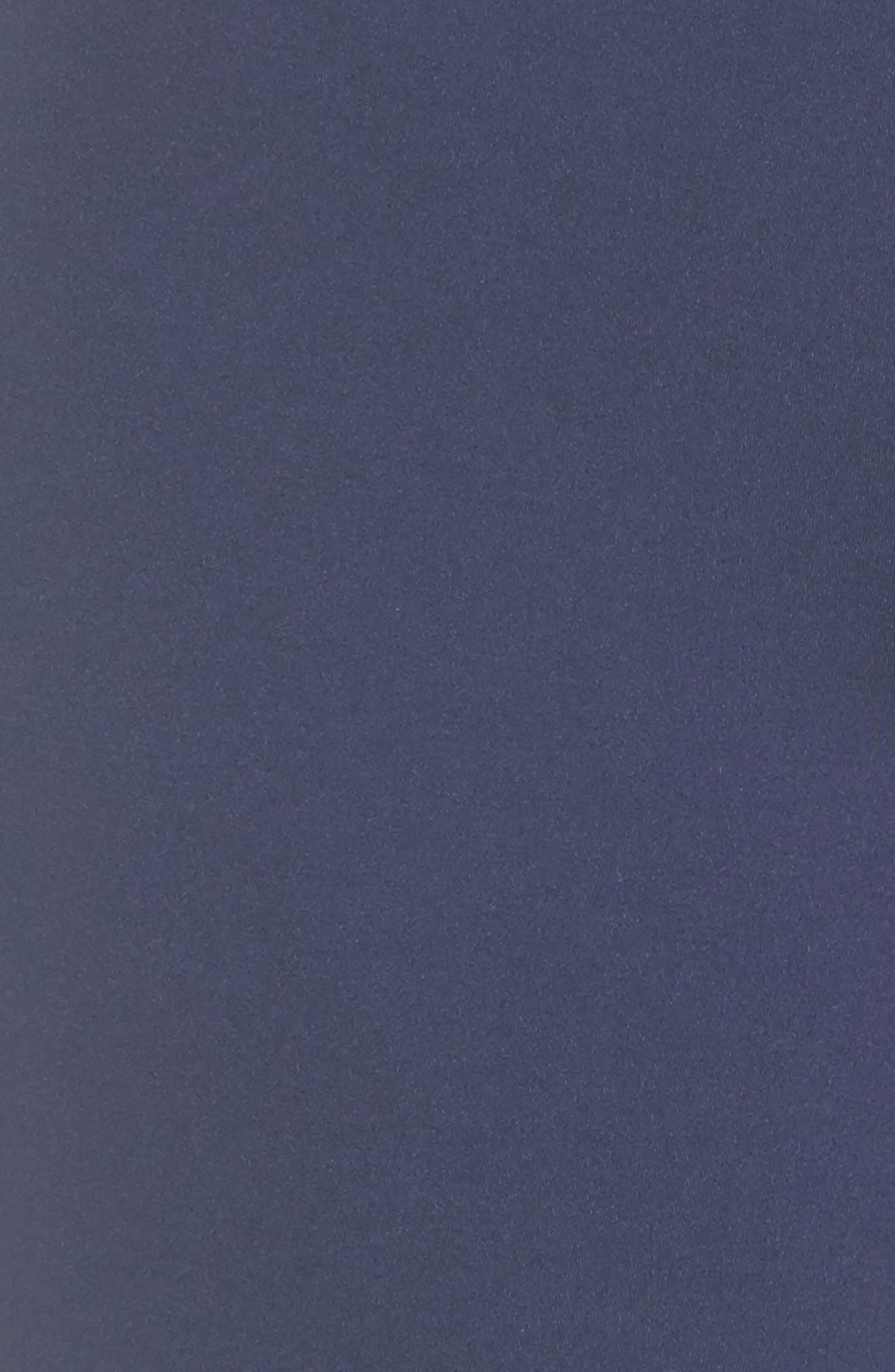 Gaines High Waist Leggings,                             Alternate thumbnail 8, color,                             Navy