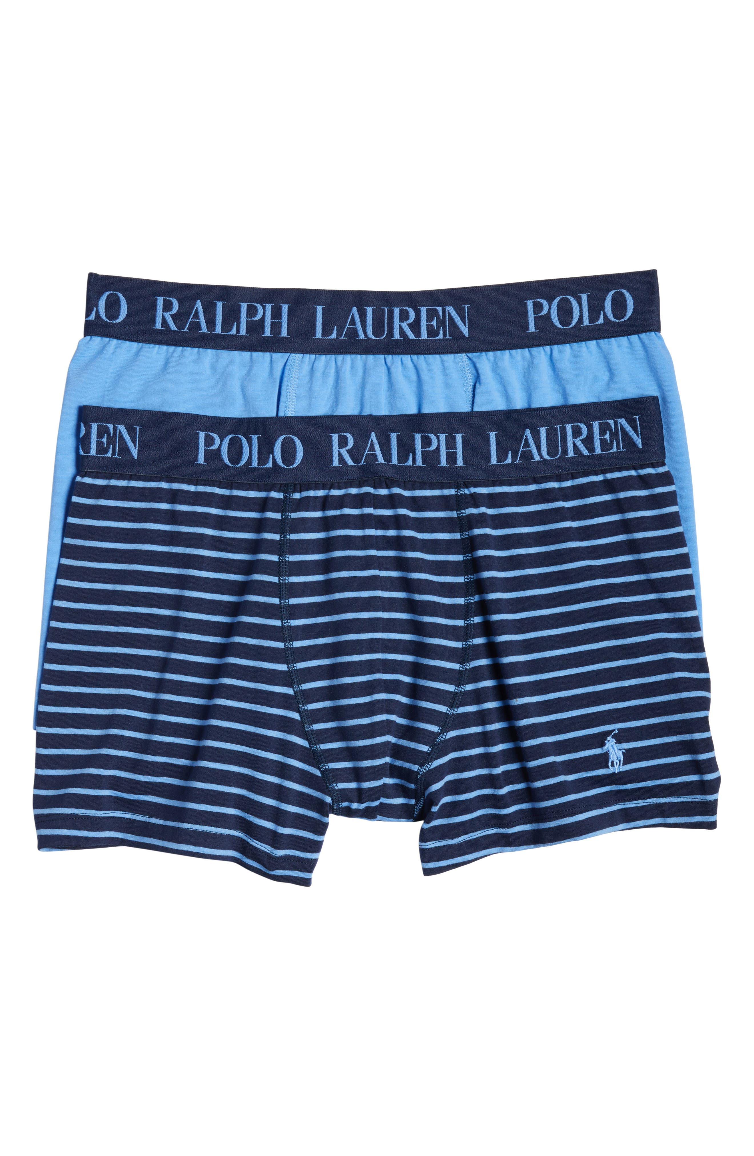 2-Pack Comfort Cotton Boxer Briefs,                         Main,                         color, Cruise Navy/ Harbour Island