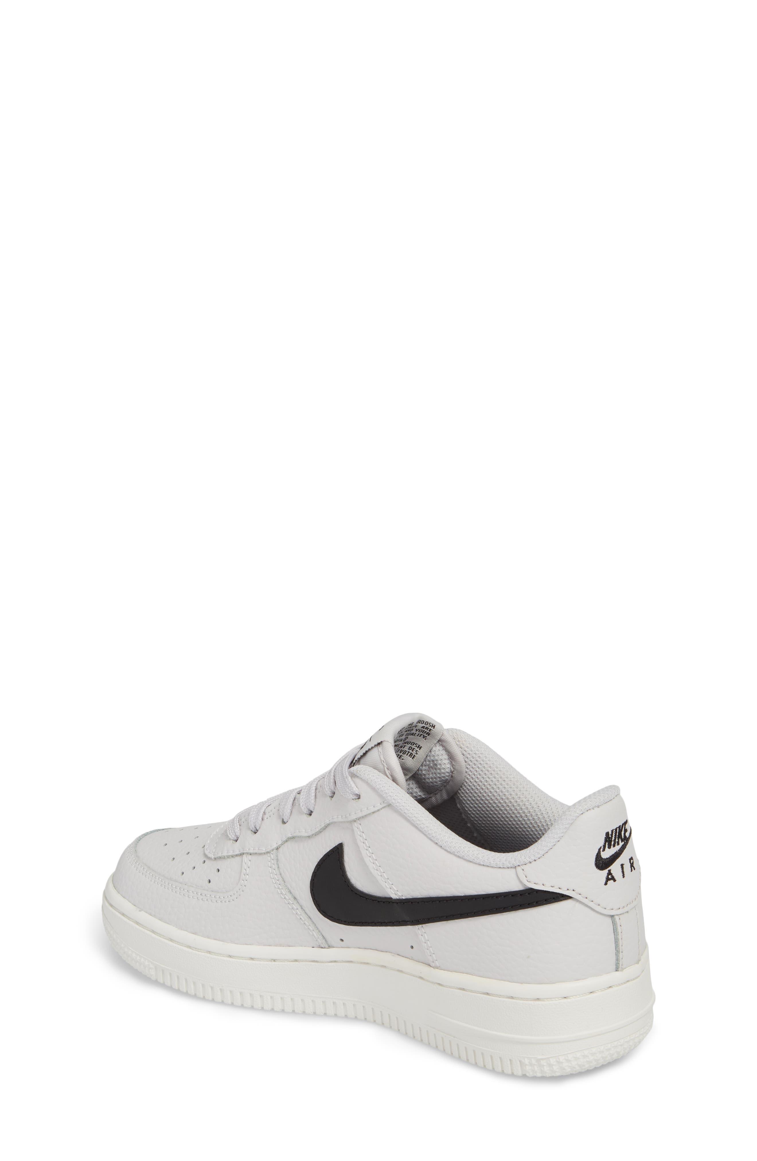 Alternate Image 2  - Nike Air Force 1 Sneaker (Big Kid)