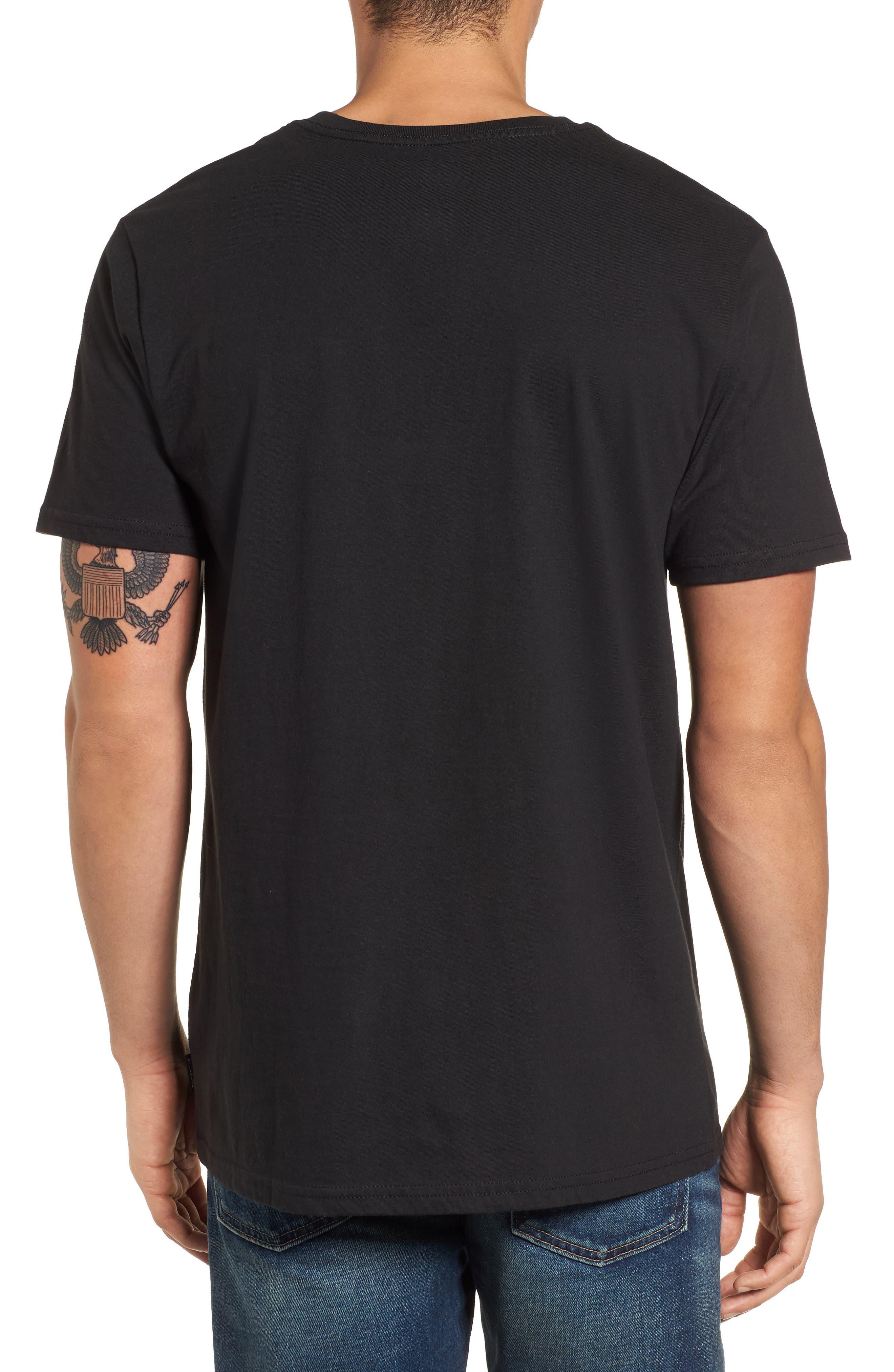 United Graphic T-Shirt,                             Alternate thumbnail 2, color,                             Black