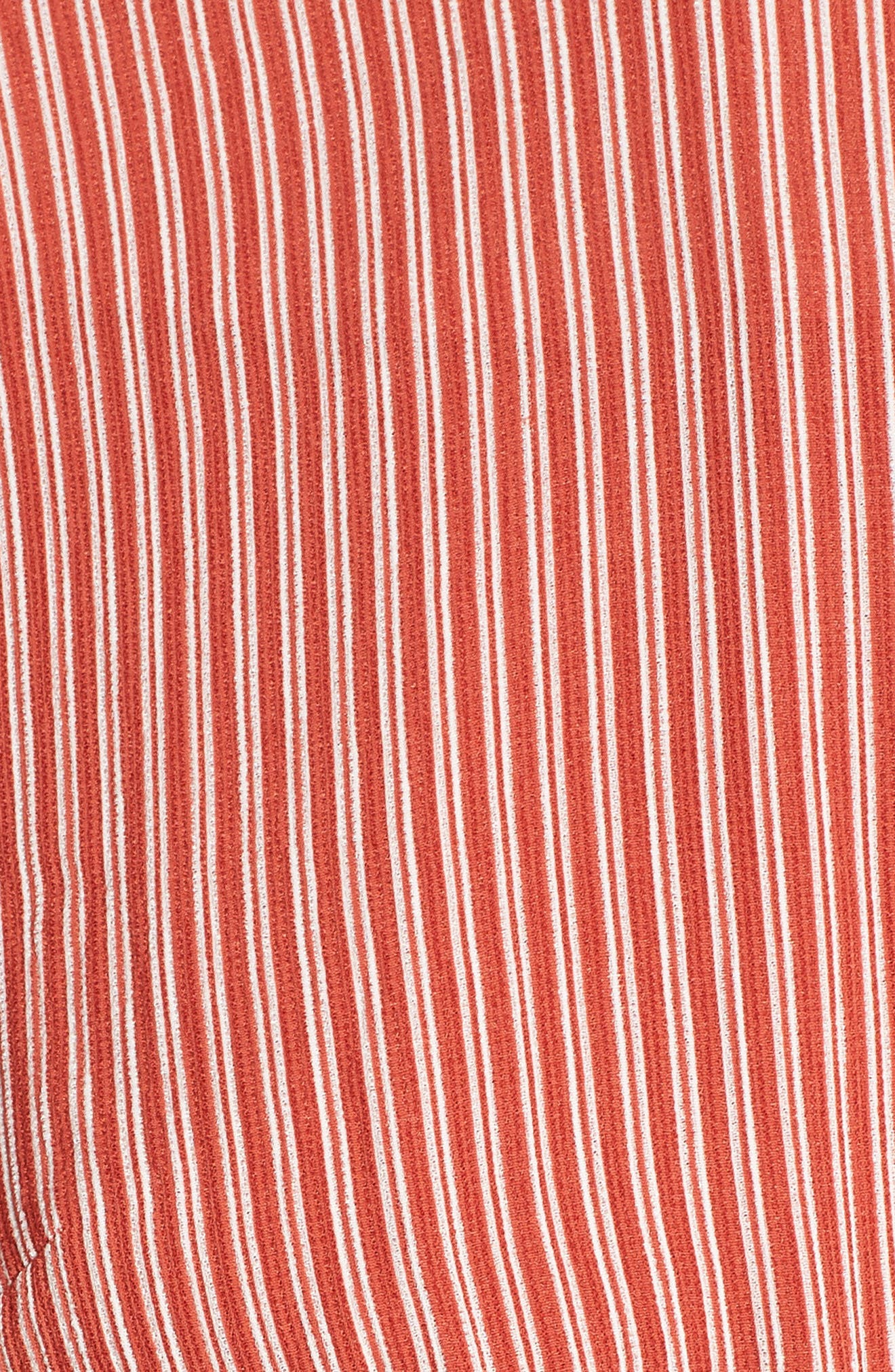 Alternate Image 9  - Chriselle x J.O.A. Tie Waist Top