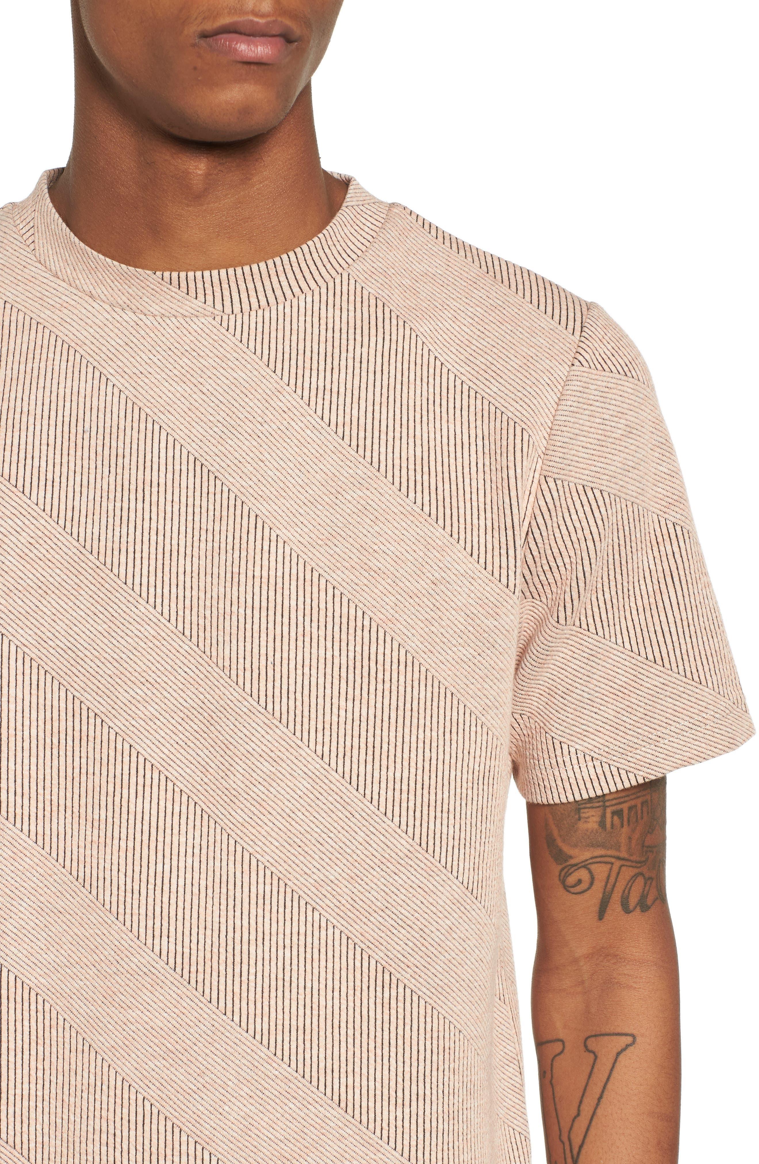 Biota T-Shirt,                             Alternate thumbnail 4, color,                             Coral