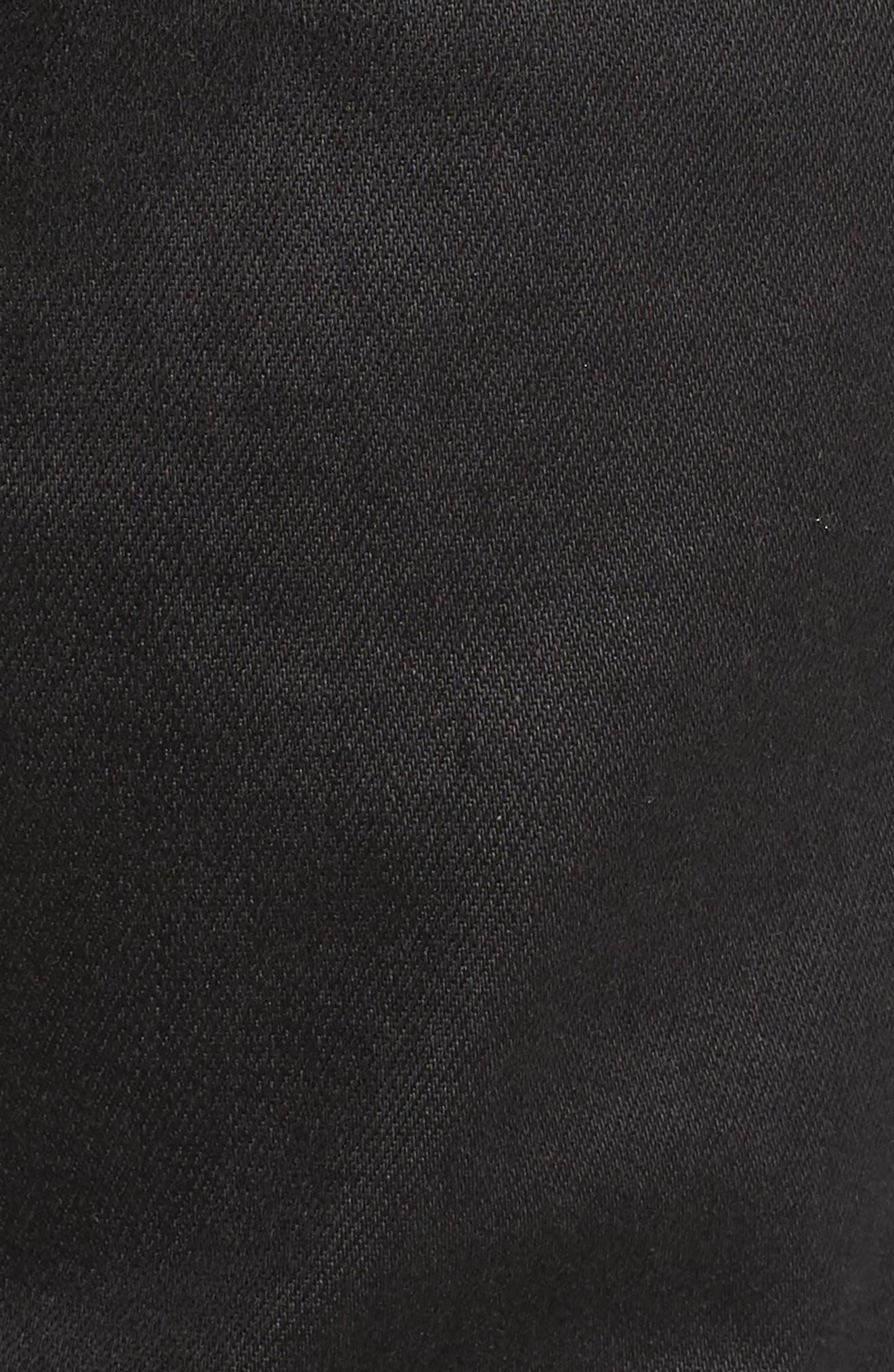 L'Homme Slim Fit Jeans,                             Alternate thumbnail 5, color,                             Flintwood