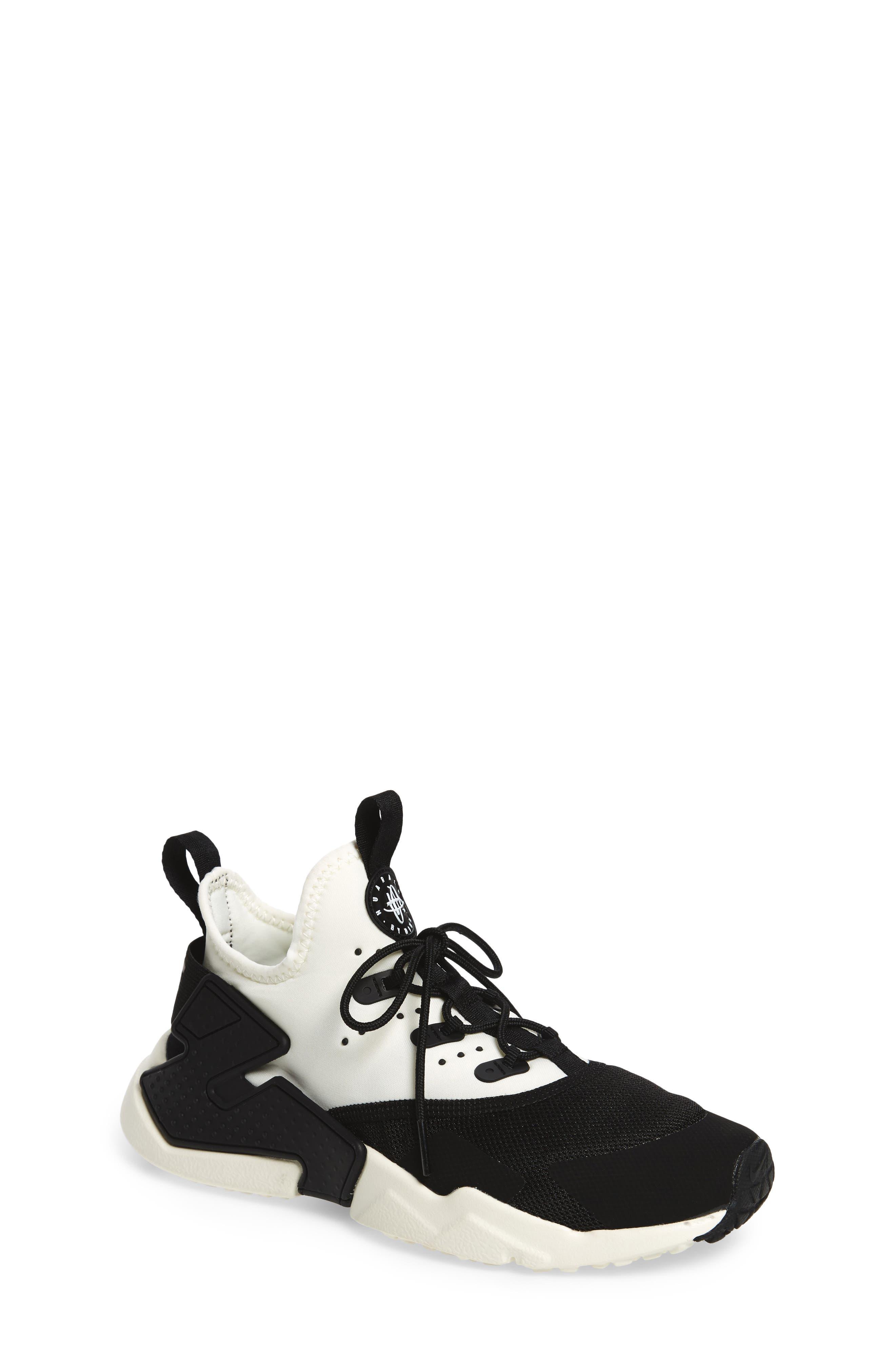 Nike Huarache Run Drift Sneaker (Baby, Walker, Toddler, Little Kid & Big