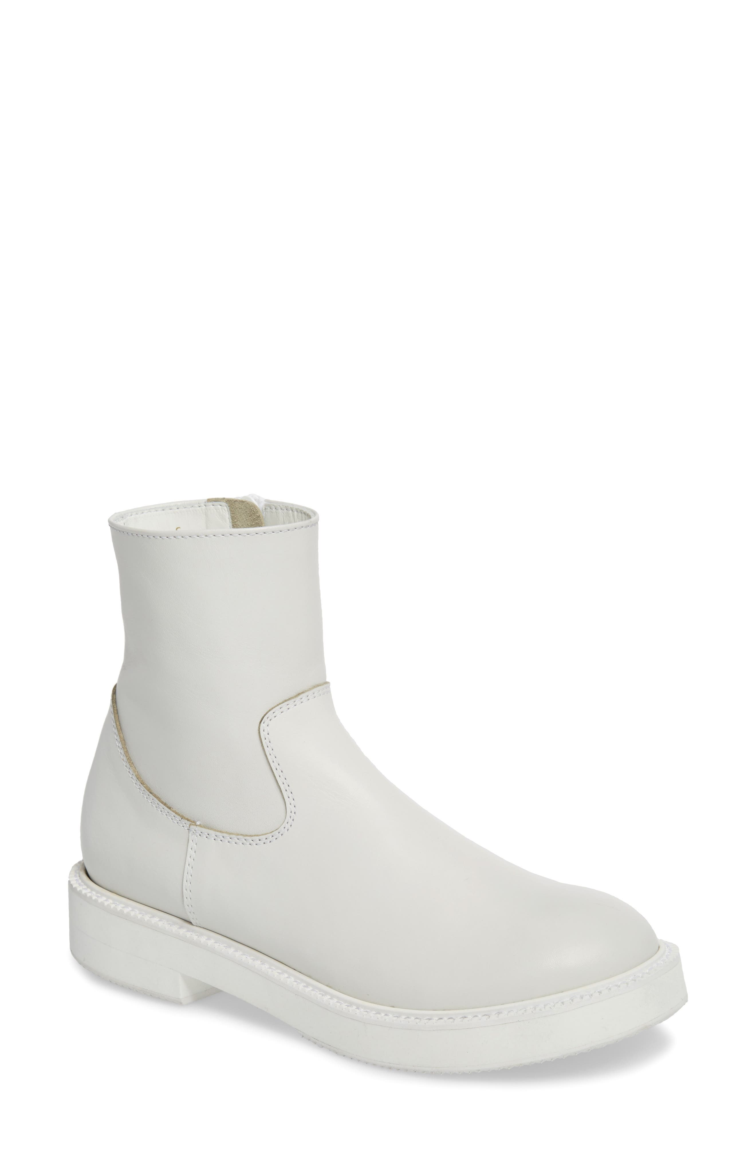 Junya Watanabe Fitted Ankle Boot (Women)