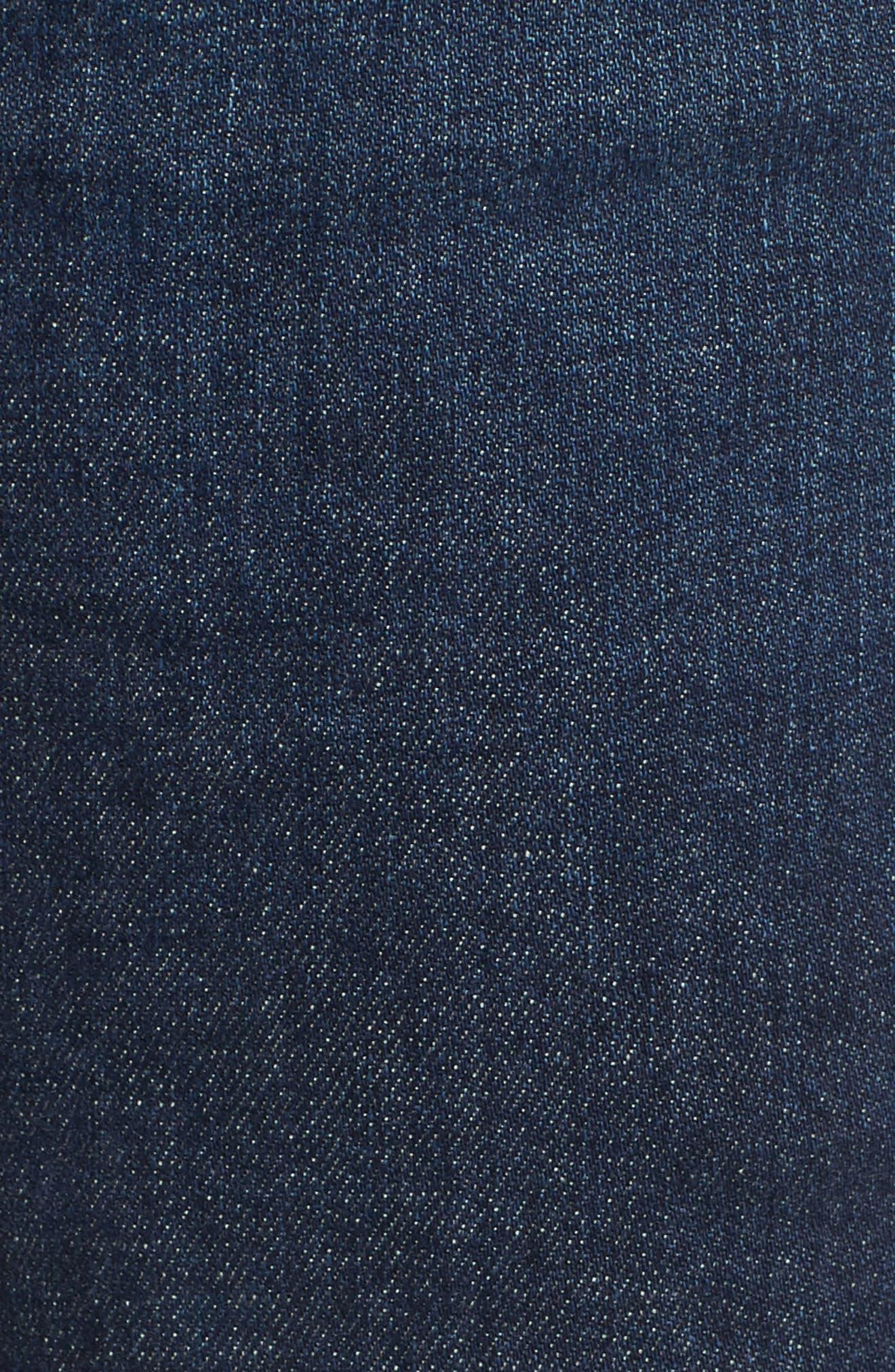 L'Homme Skinny Jeans,                             Alternate thumbnail 5, color,                             Loris