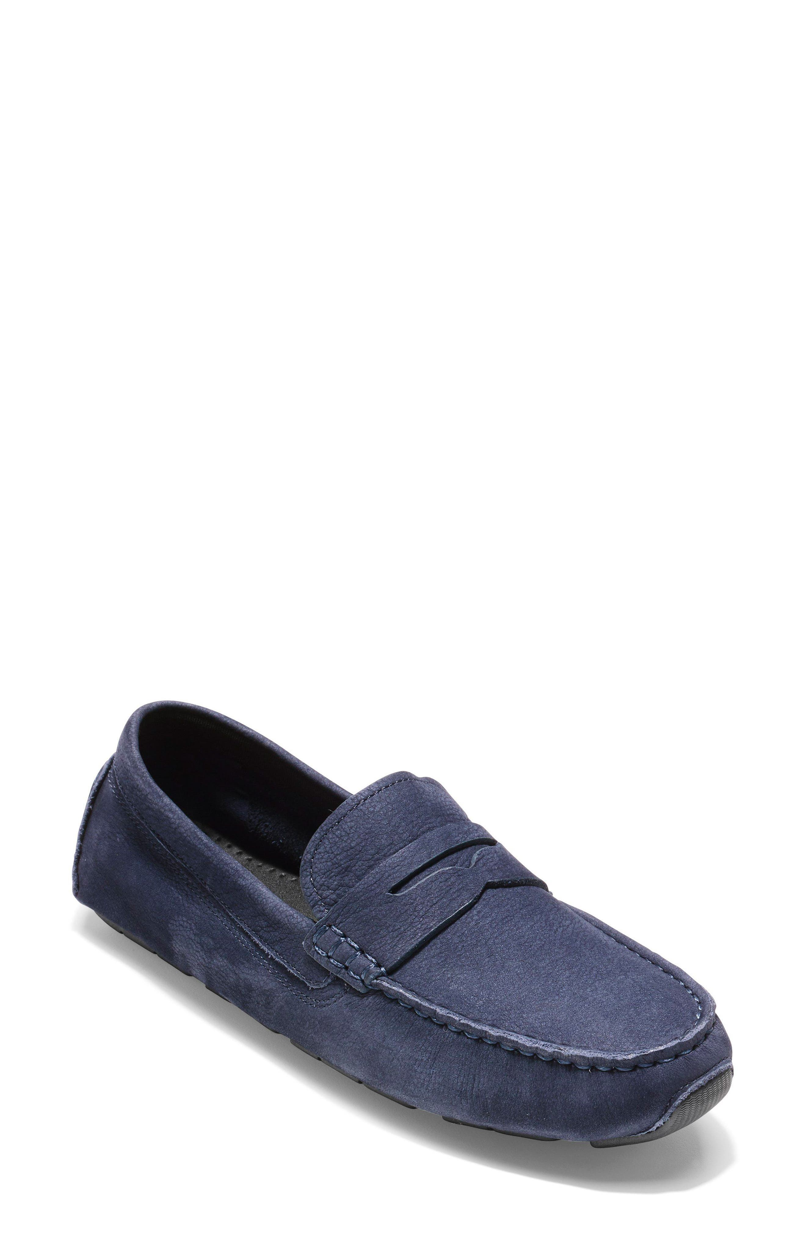 Alternate Image 1 Selected - Cole Haan Rodeo Penny Driving Loafer (Women)