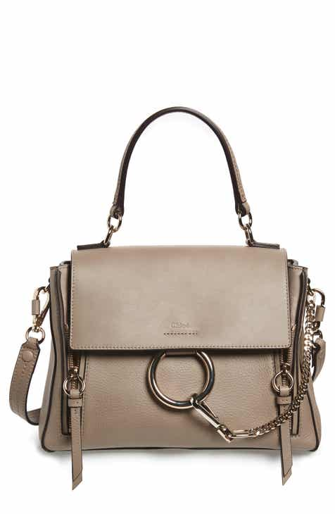ab26e59bc128 Chloé Small Faye Day Leather Shoulder Bag