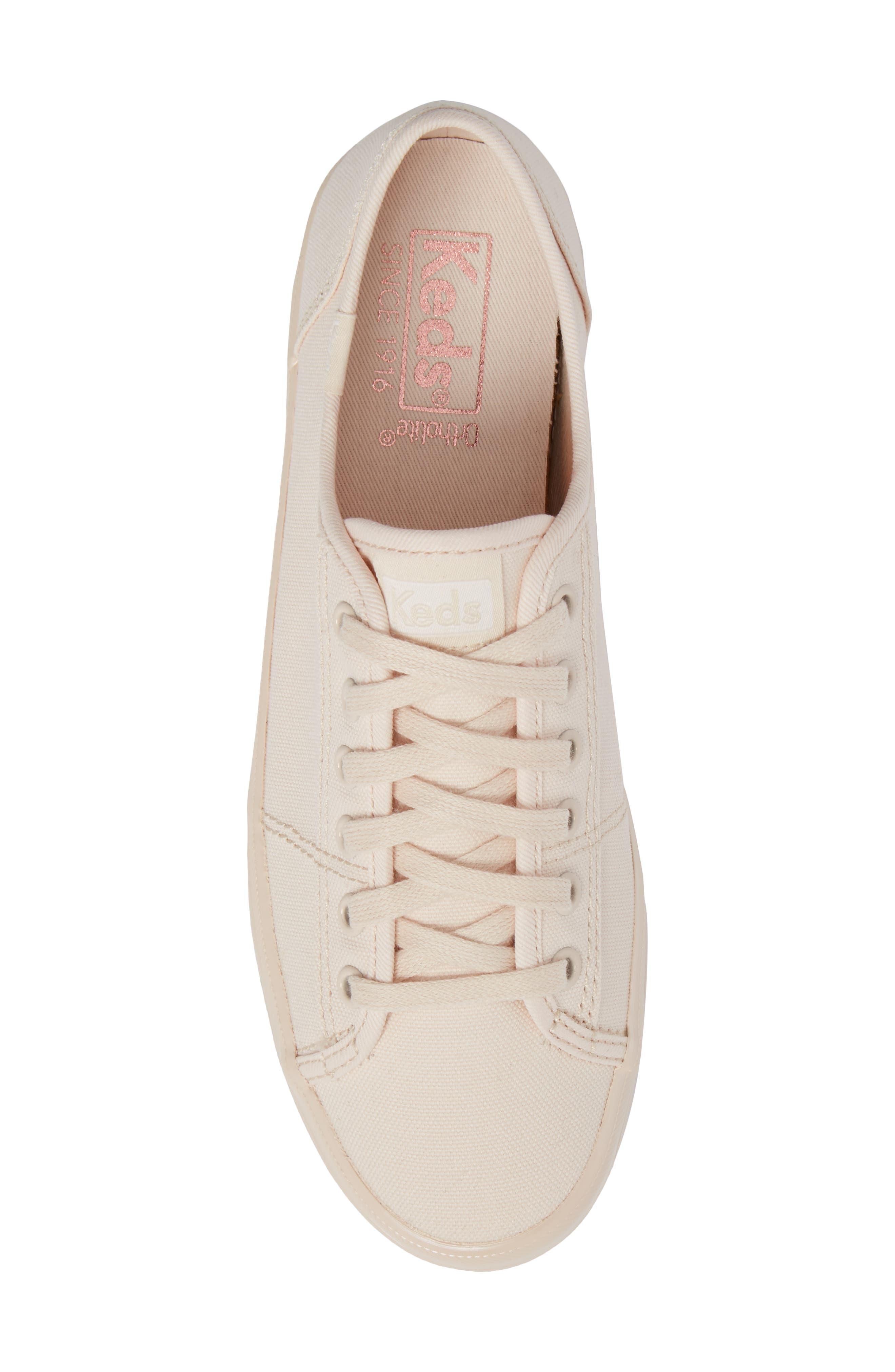 Alternate Image 5  - Keds® Kickstart Shimmer Sneaker (Women)