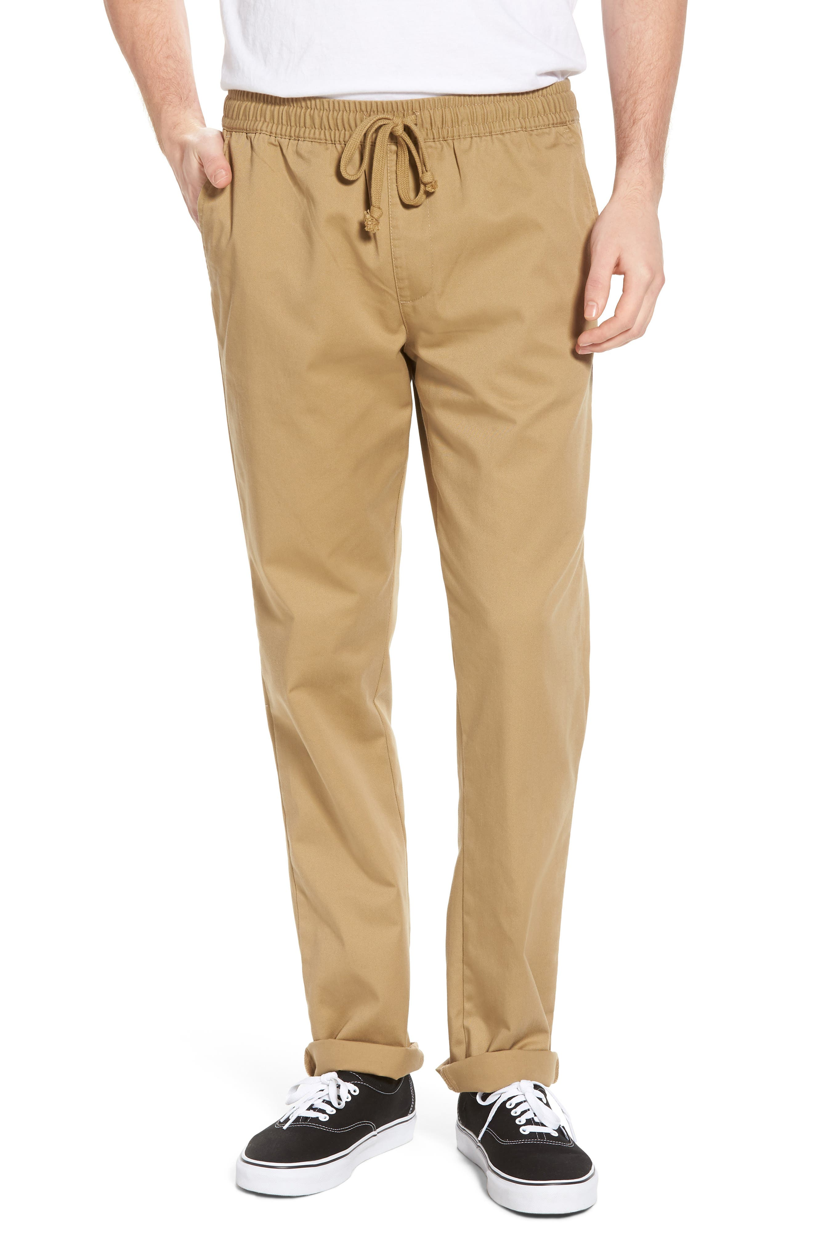 A.T. Dayshift Pants,                         Main,                         color, Dark Sand