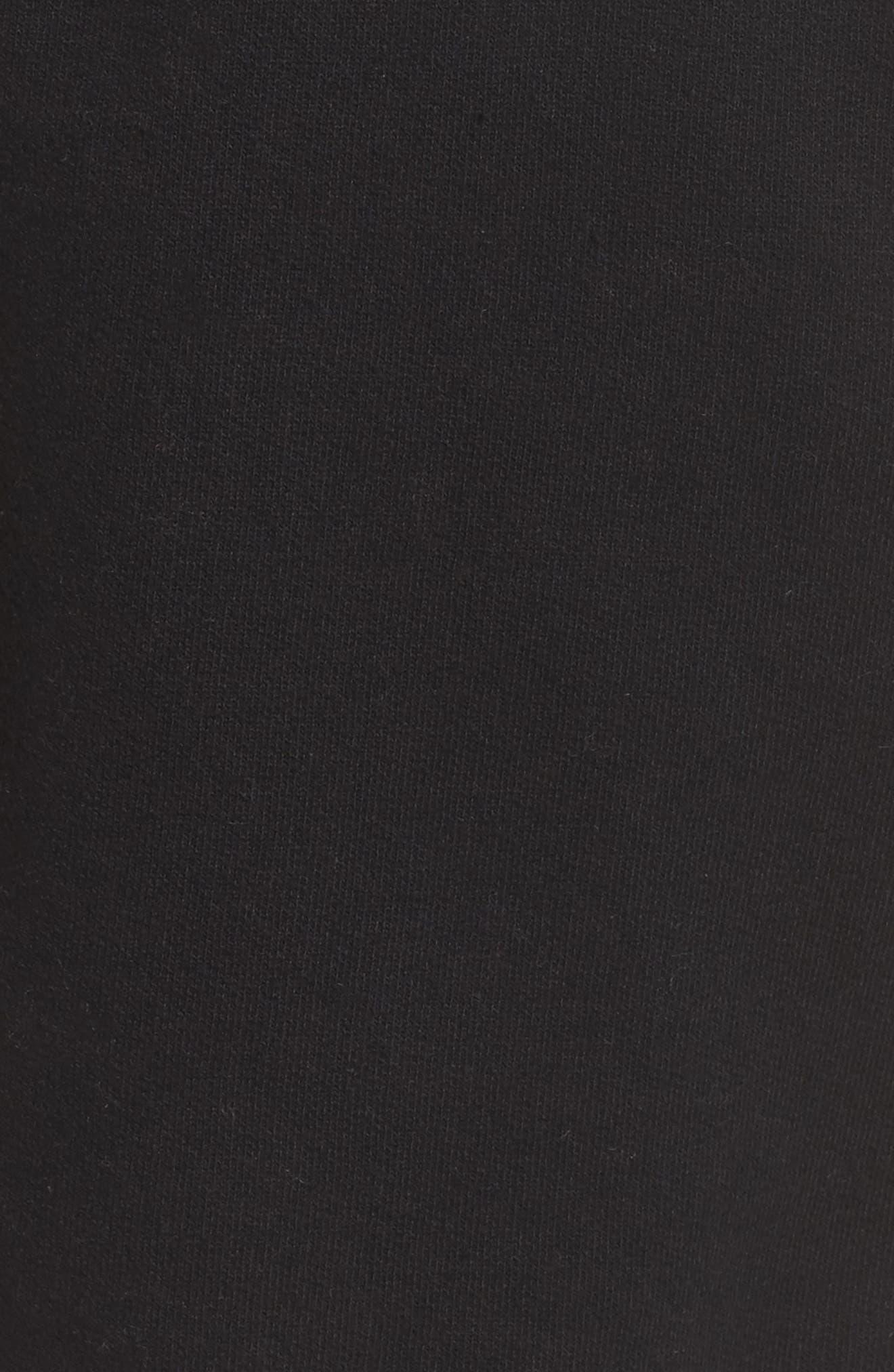 Brunette Shorts,                             Alternate thumbnail 7, color,                             Black