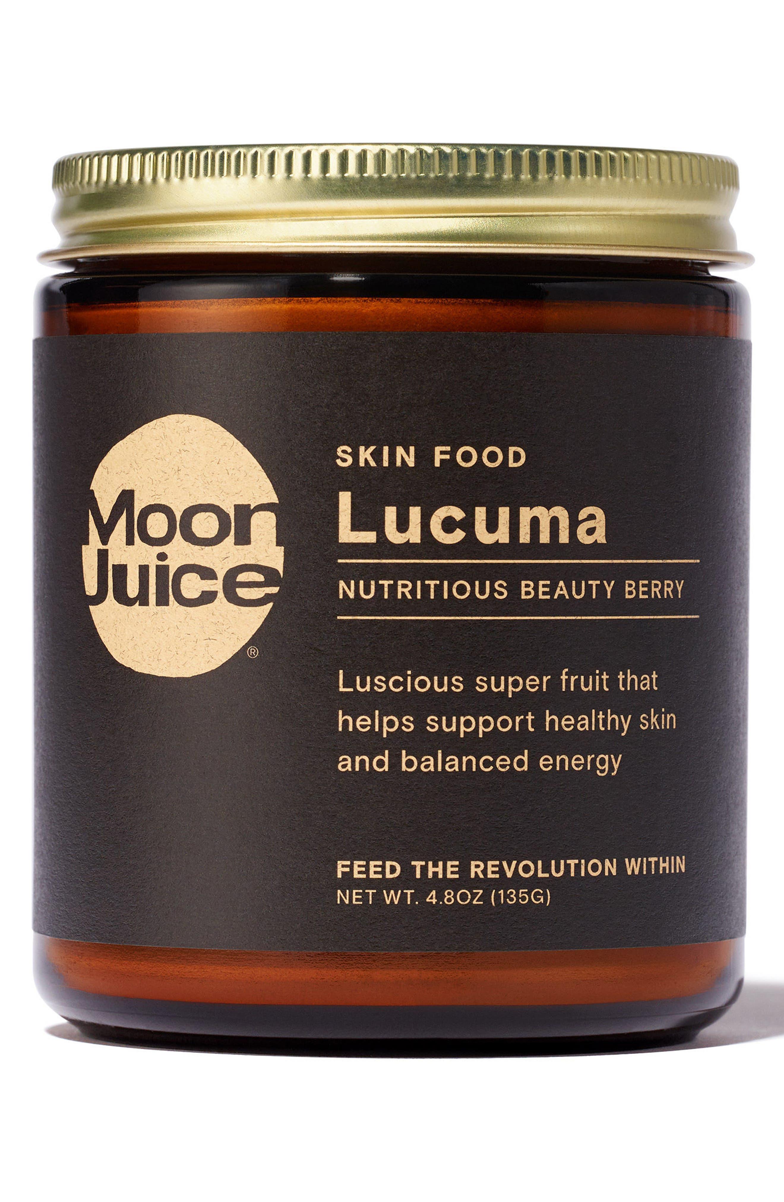 Lucuma Nutritious Beauty Berry Powder,                         Main,                         color, No Color