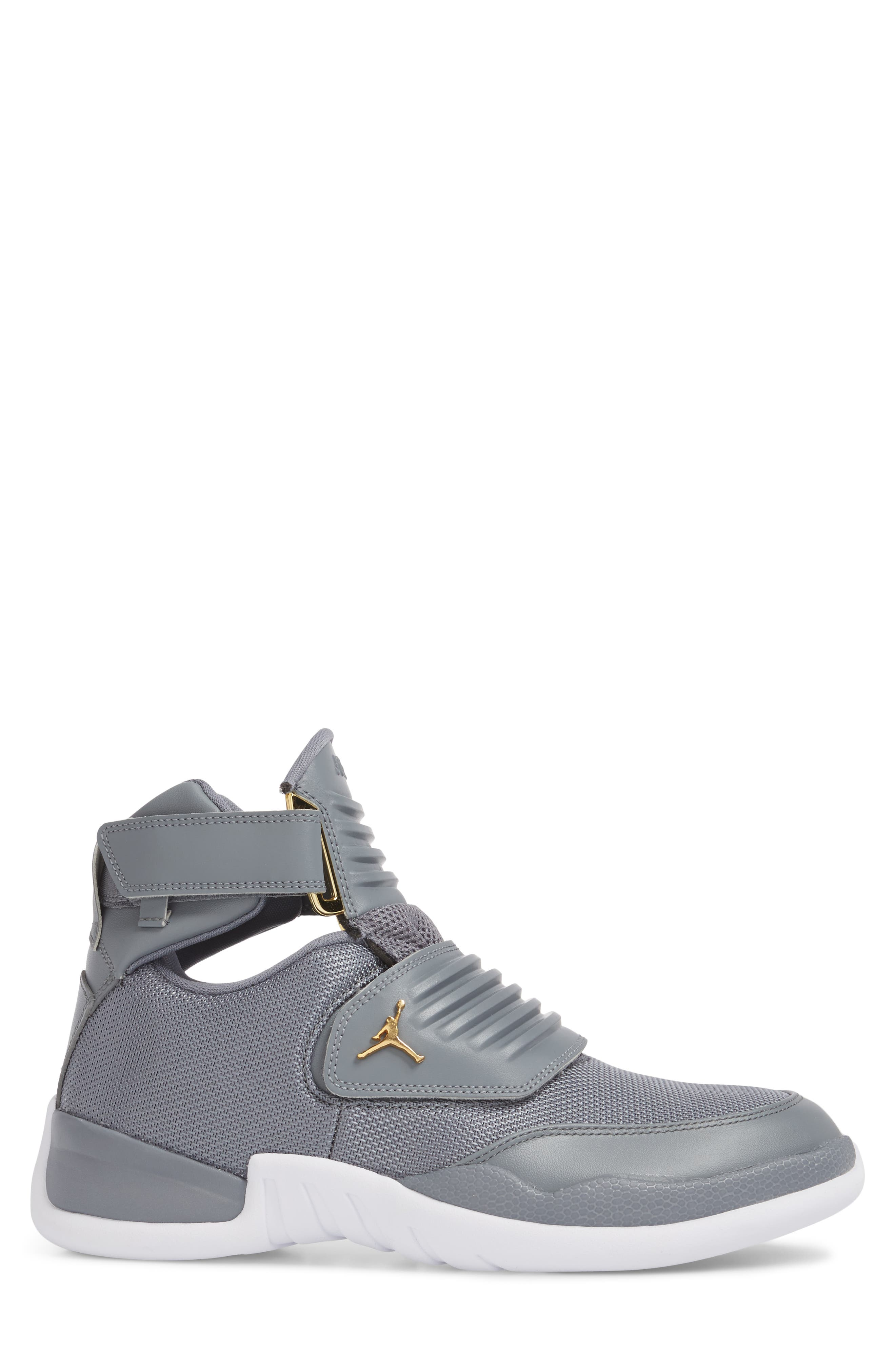 Alternate Image 3  - Nike Jordan Generation High Top Sneaker (Men)