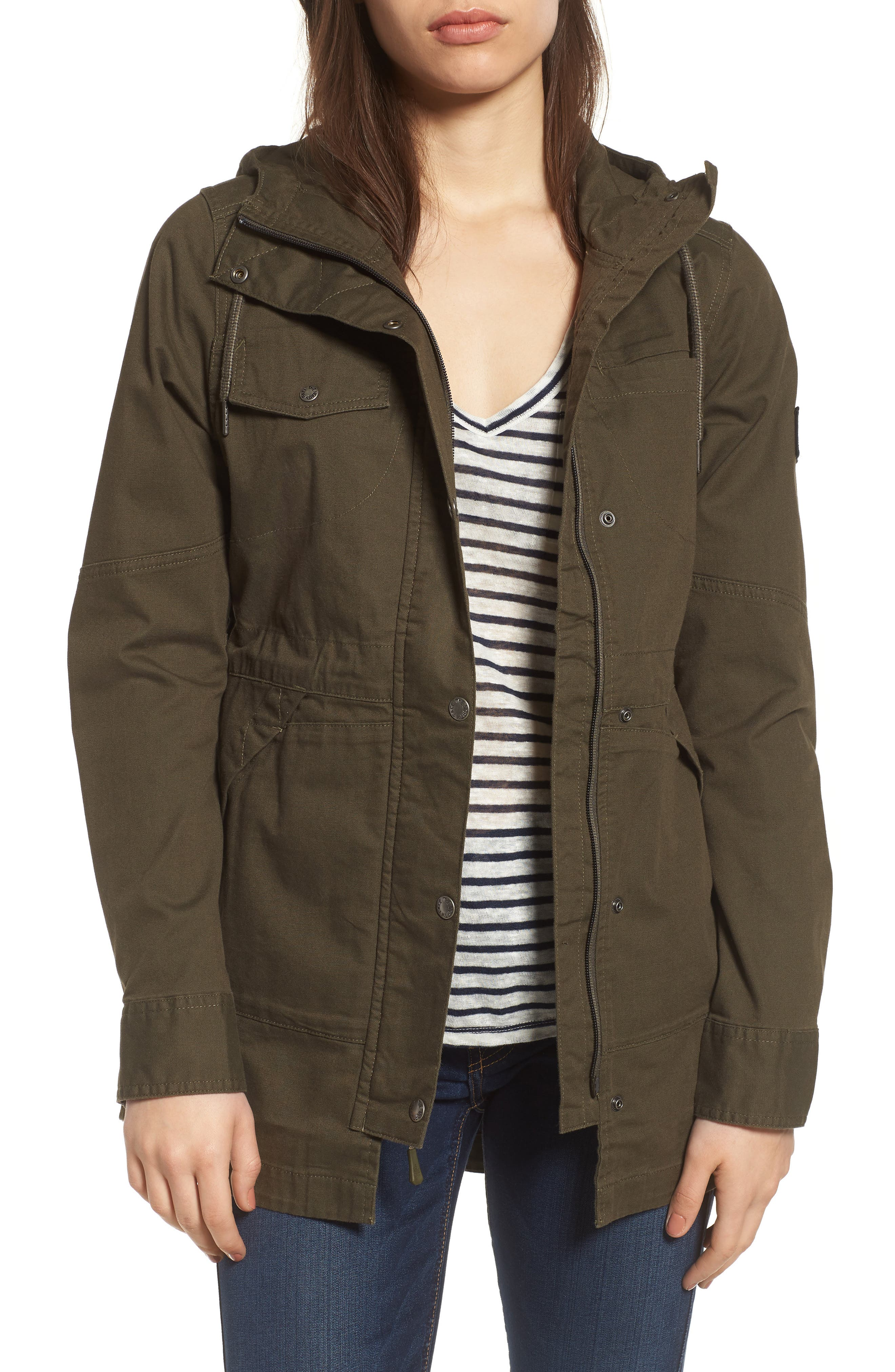 Utility Jacket,                         Main,                         color, New Taupe Green
