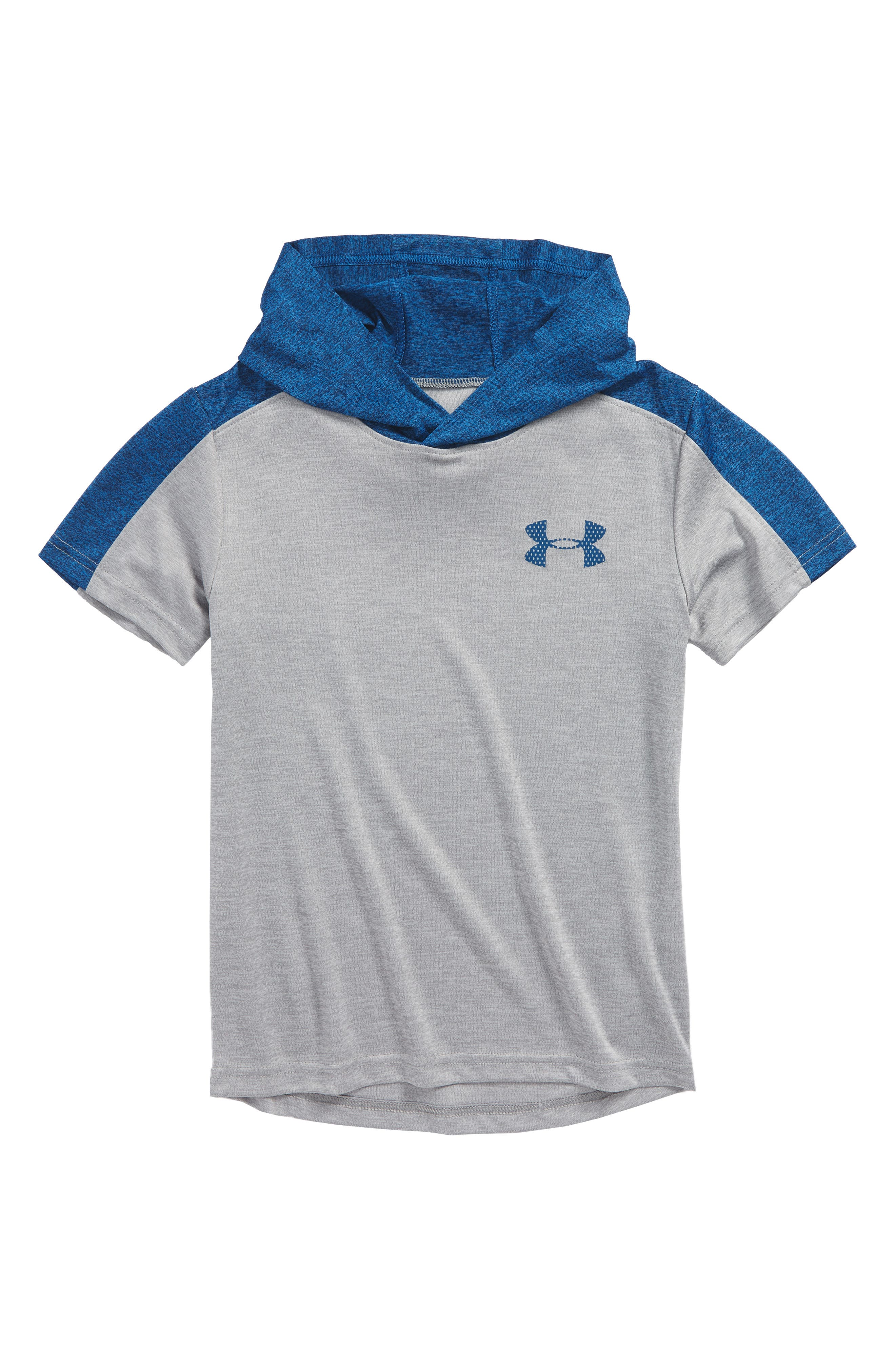 Under Armour HeatGear® Hooded T-Shirt (Toddler Boys & Little Boys)