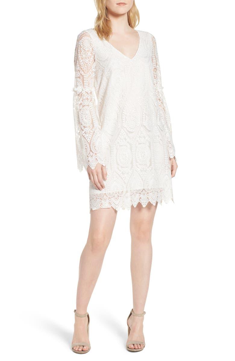 Davi Embroidered Dress