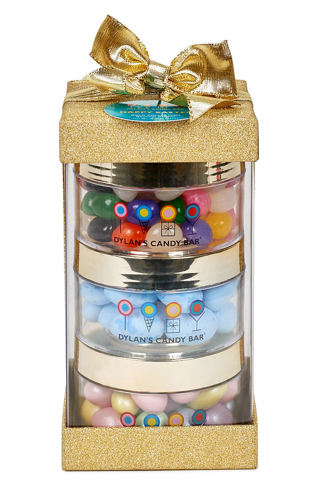 Dylan's Candy Bar Easter Stack-A-Round 3-Pack Signature Gift Set