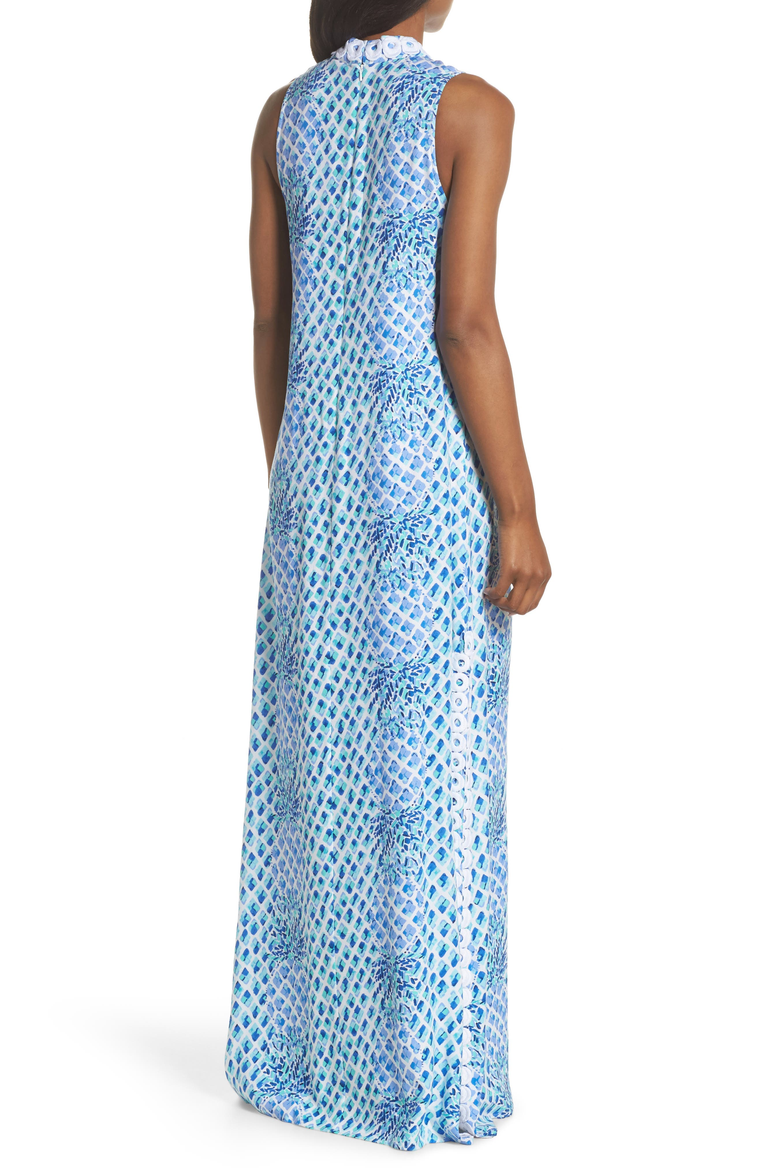 Alternate Image 2  - Lilly Pulitzer® Jane Maxi Dress
