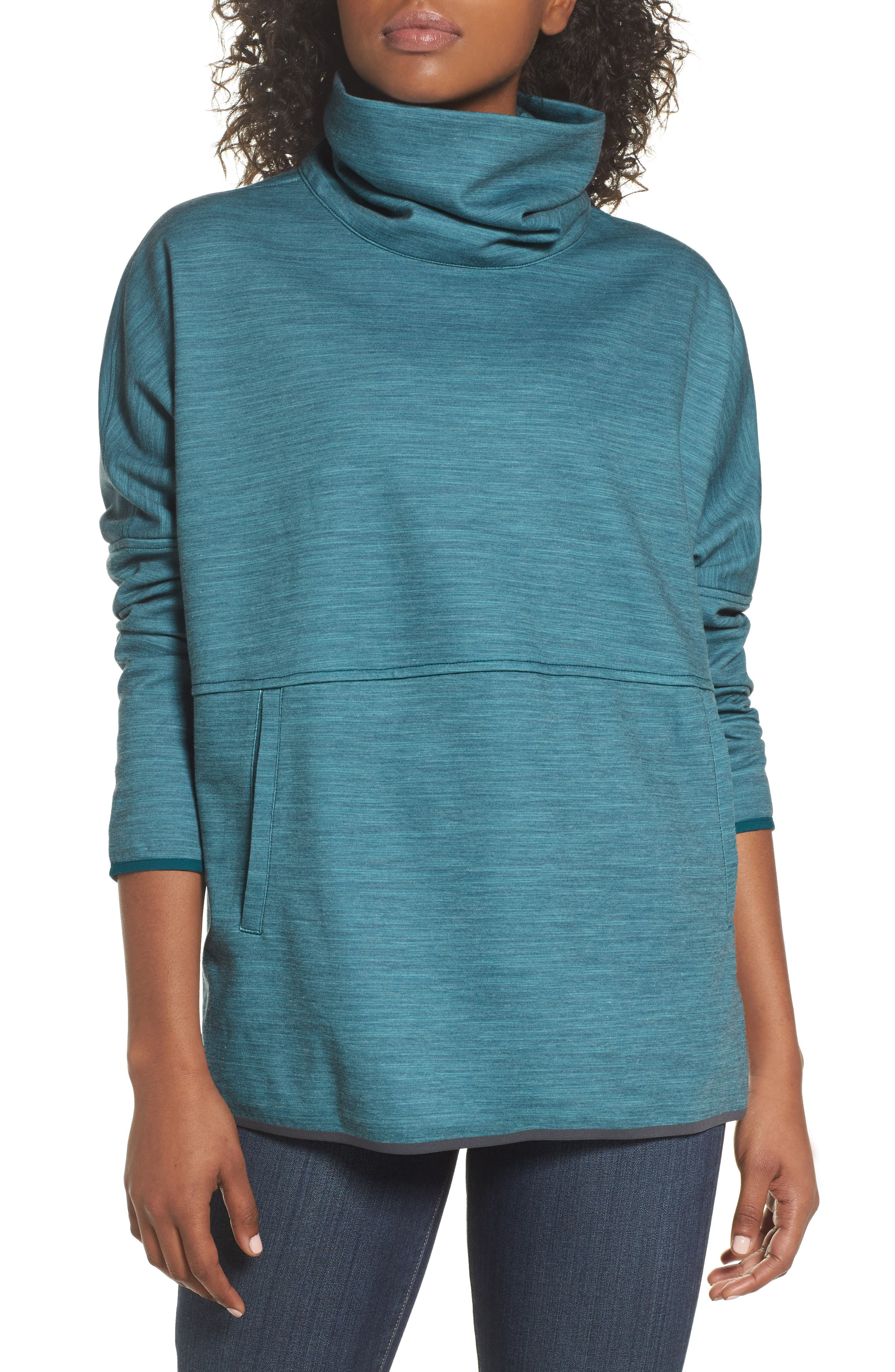 Alternate Image 1 Selected - The North Face Slacker Poncho