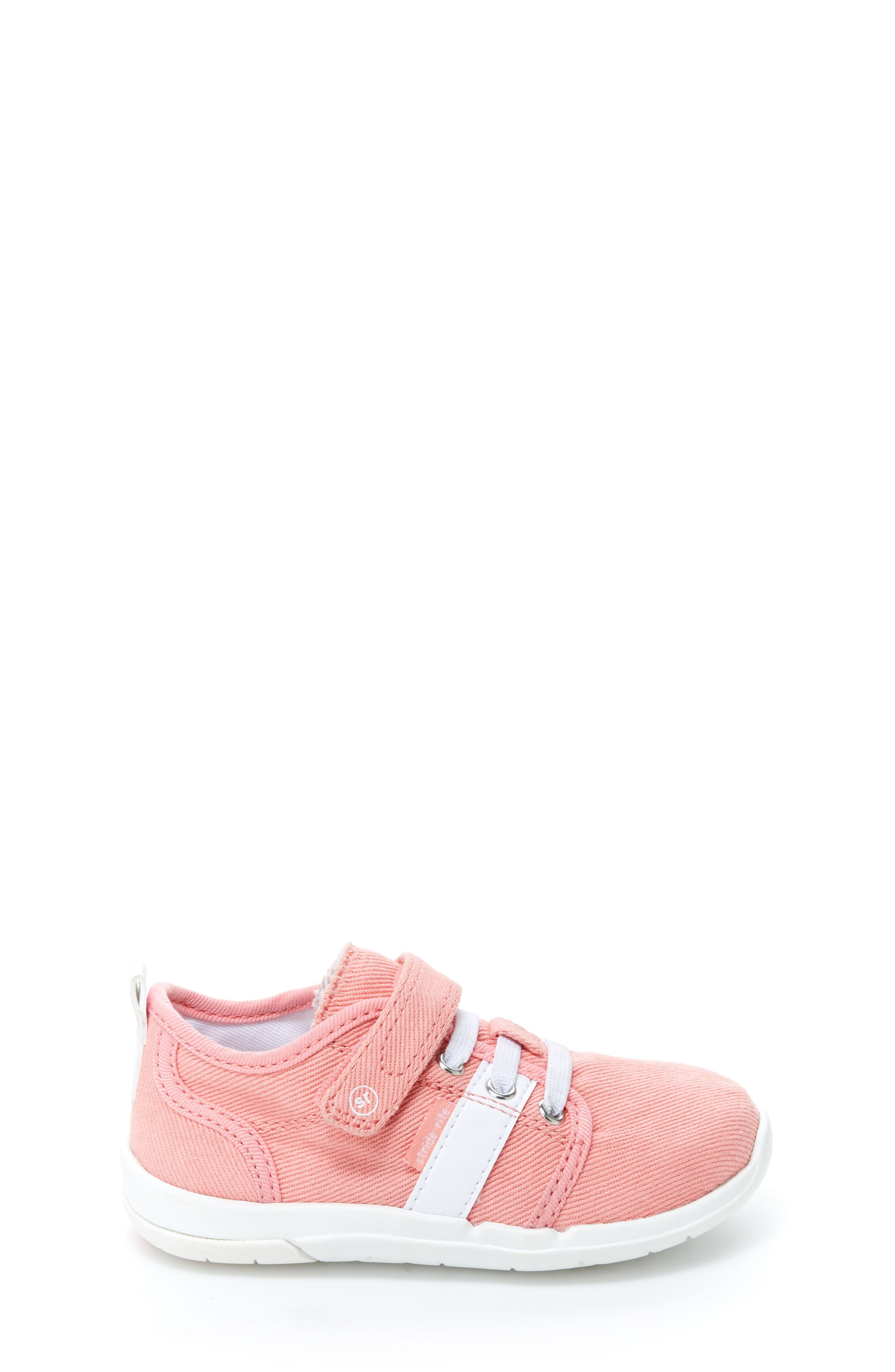 Dixon Sneaker,                             Alternate thumbnail 3, color,                             Pink