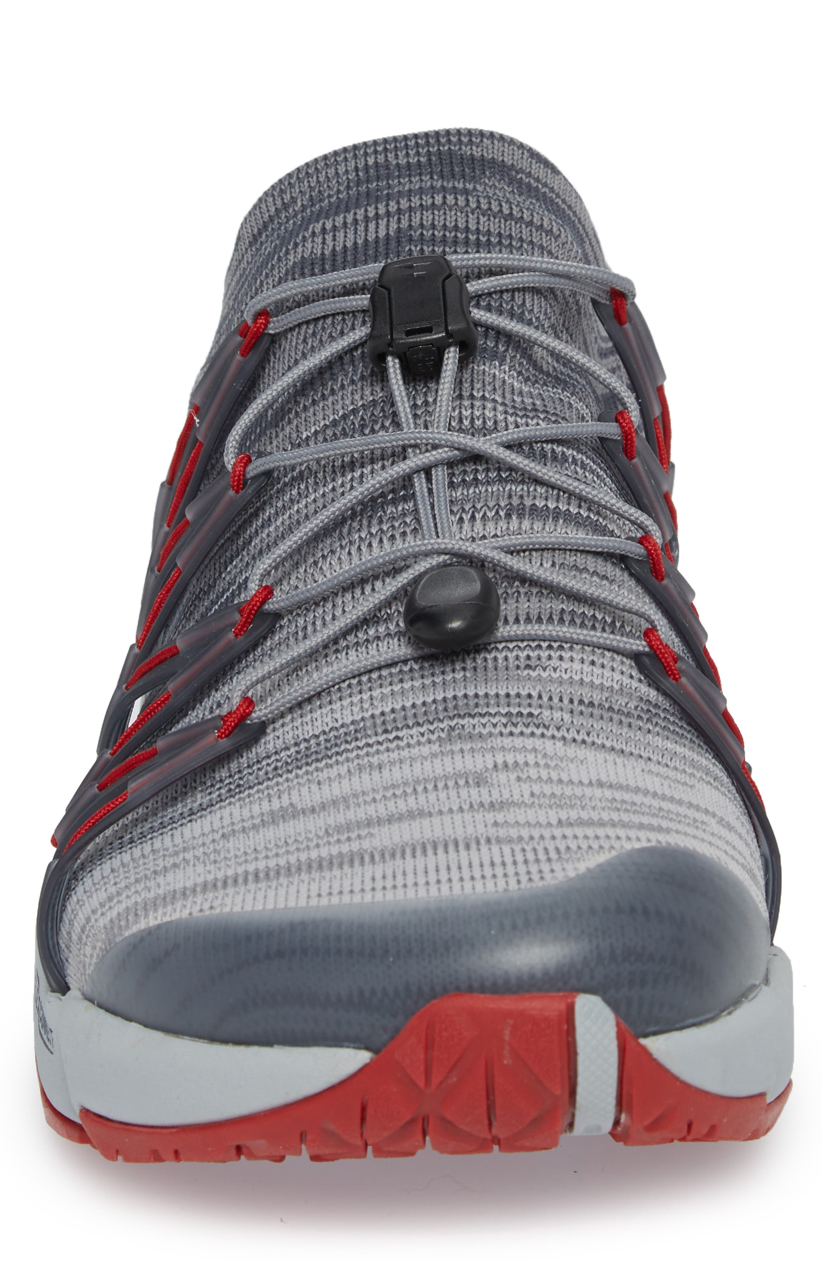 Bare Access Flex Knit Running Shoe,                             Alternate thumbnail 4, color,                             Vapor